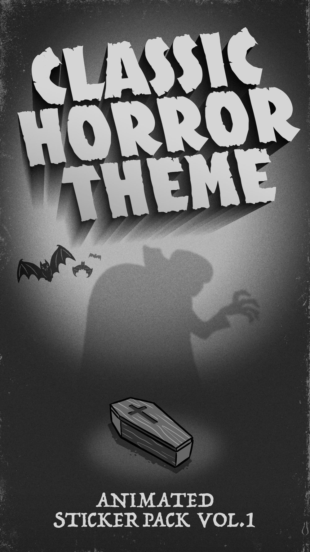 Animated Horror Stickers — Tobias Green