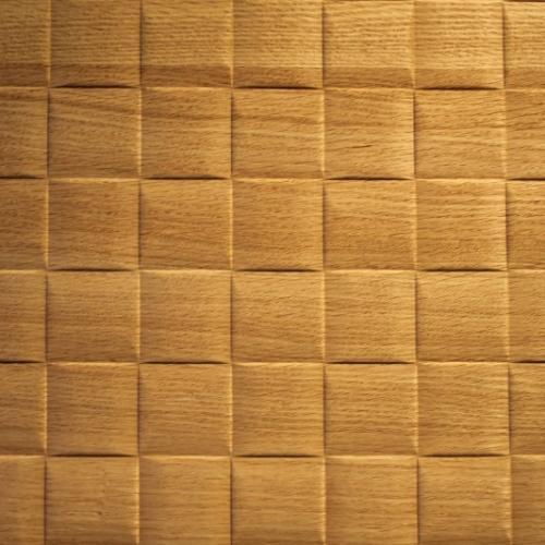 Motion 2 inch weave red oak