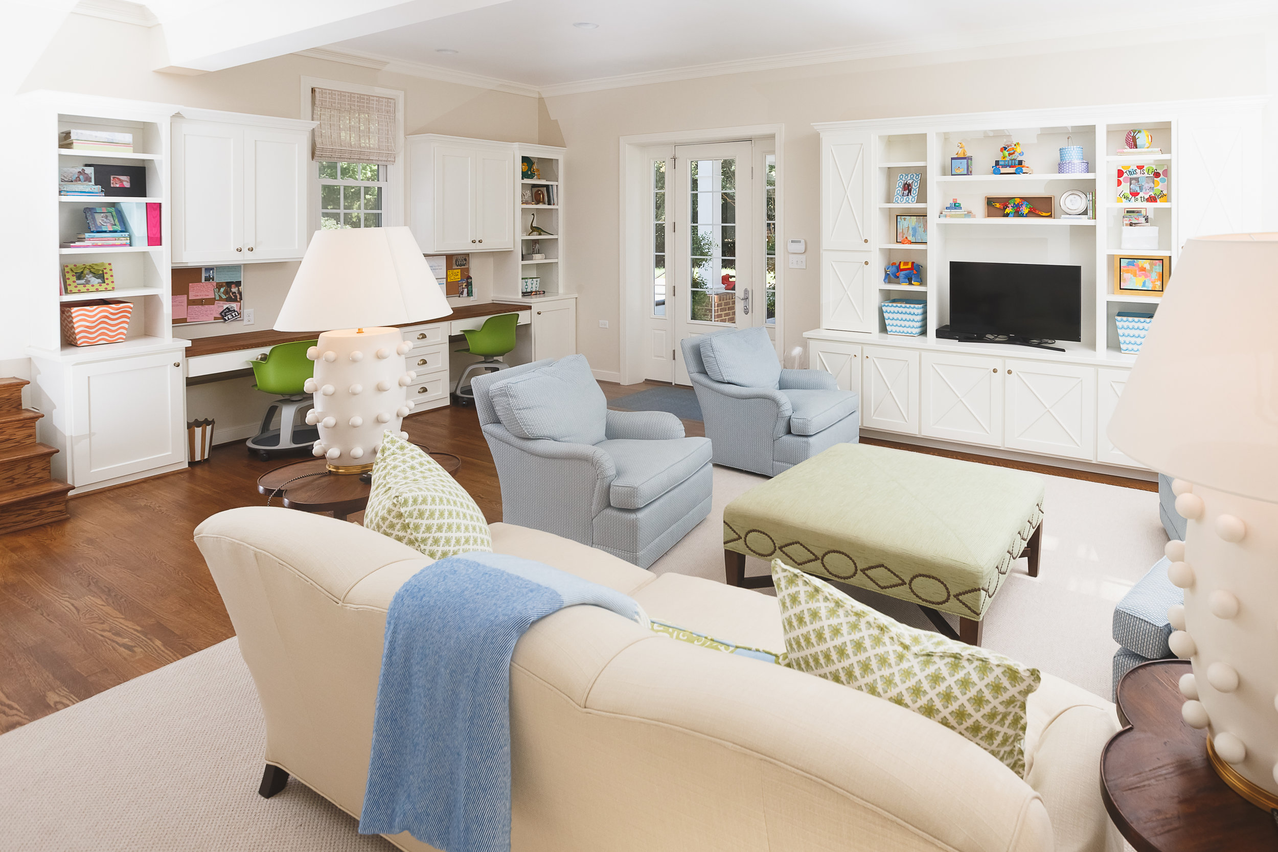 Residential Interior Remodel - James River ConstructionDesigner Mark White