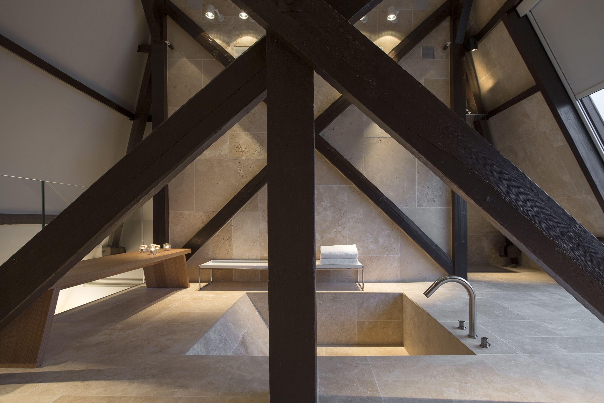 Conservatorium Hotel Amsterdam - custom bath in suite 2.jpg