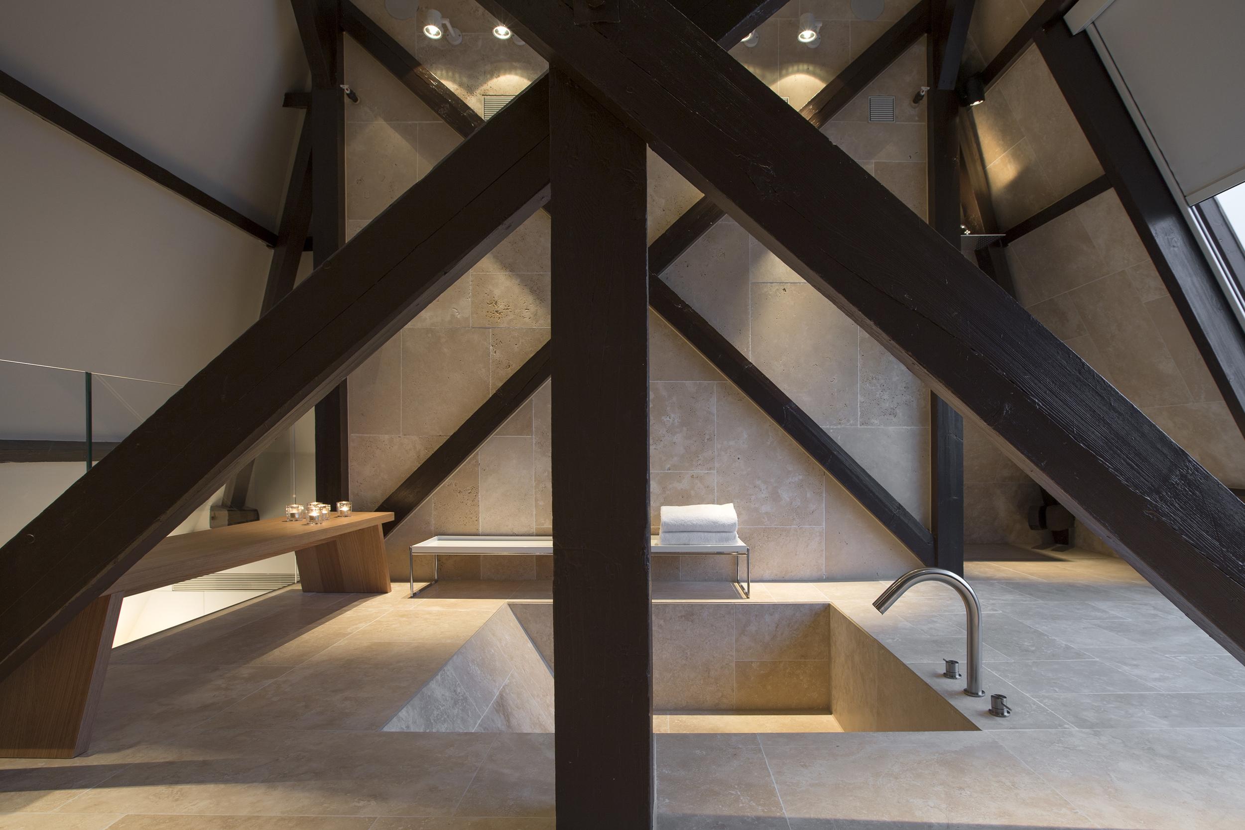 Conservatorium Hotel Amsterdam - custom bath in suite 2.jpg