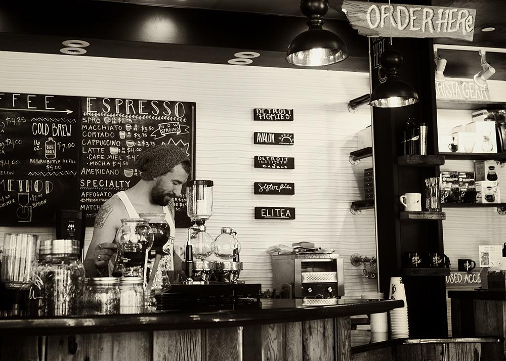 websites for cafes