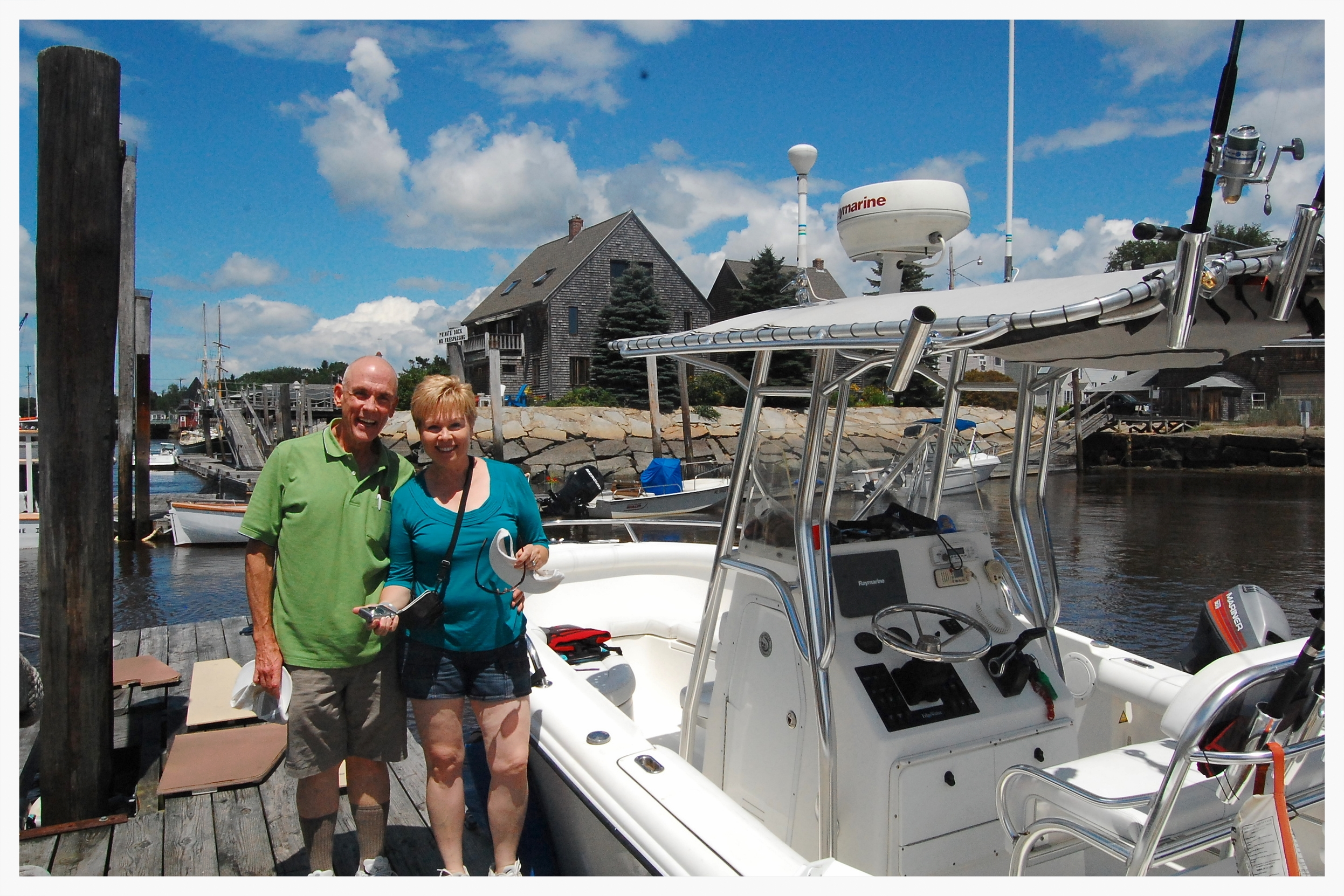 Copy of Scenic Private Cruises - Kennebunkport, Maine