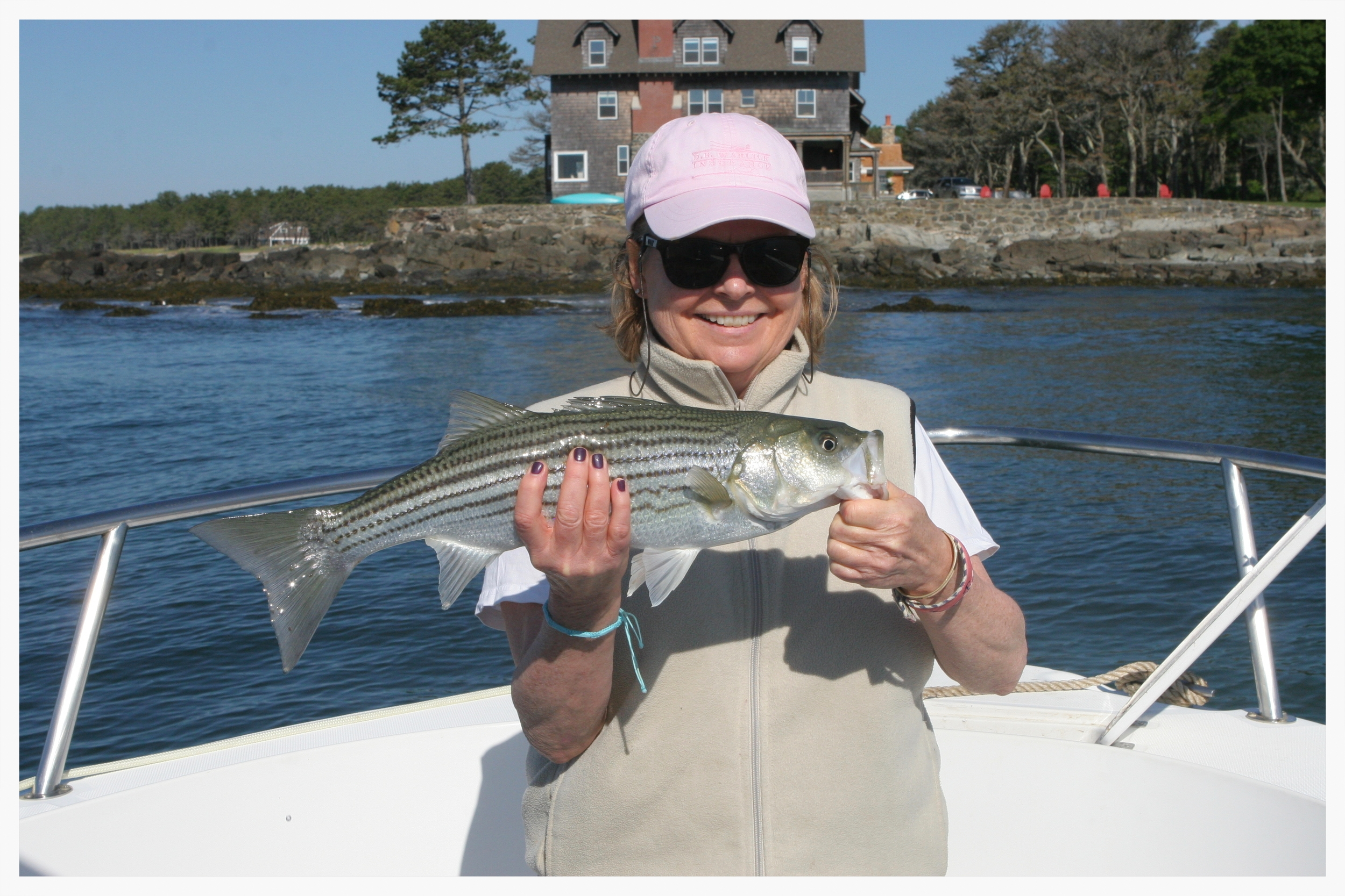 Copy of Striper Fishing Charters - Kennebunkport, Maine