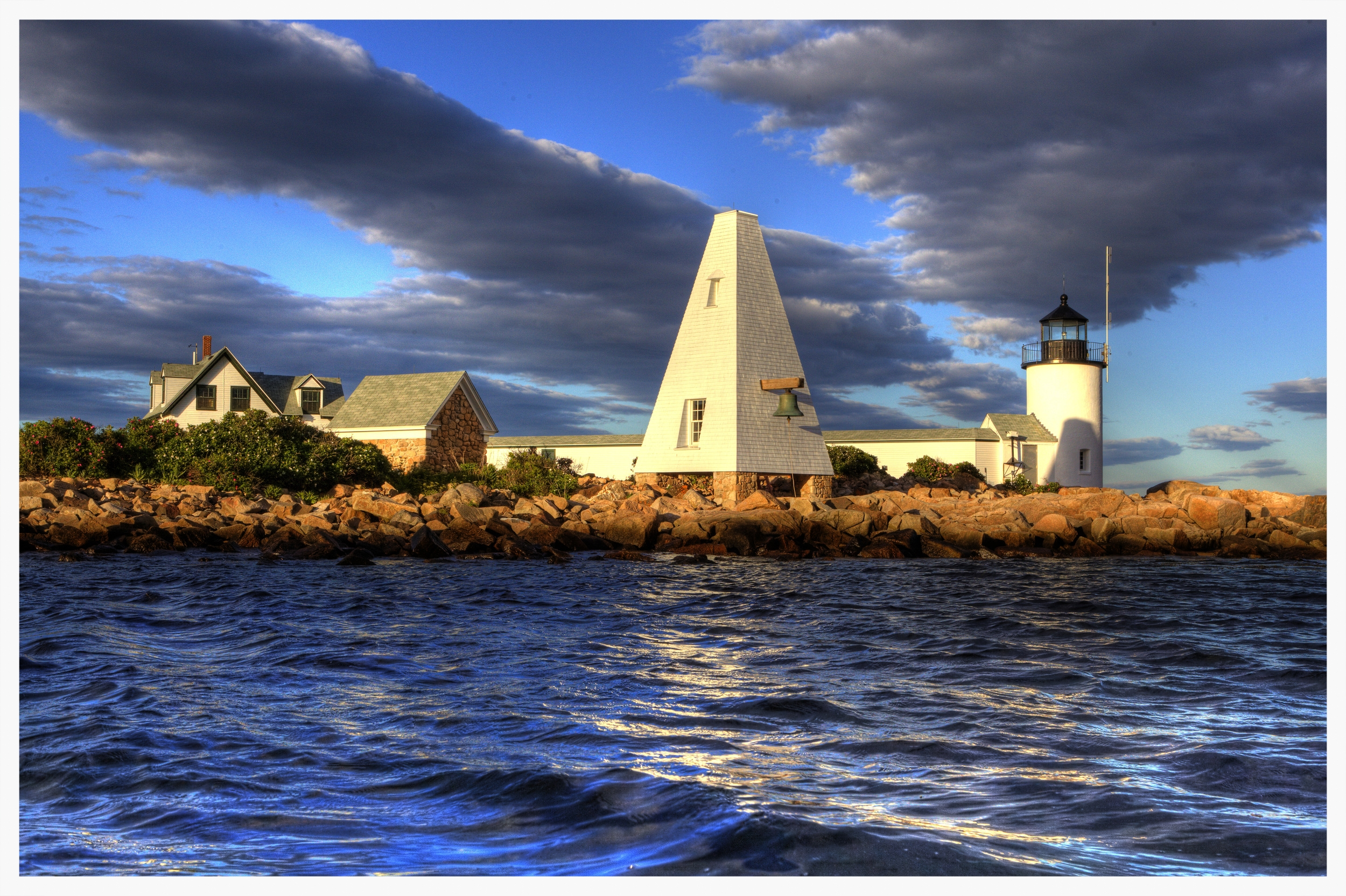 Scenic Lighthouse Cruises - Kennebunkport, Maine