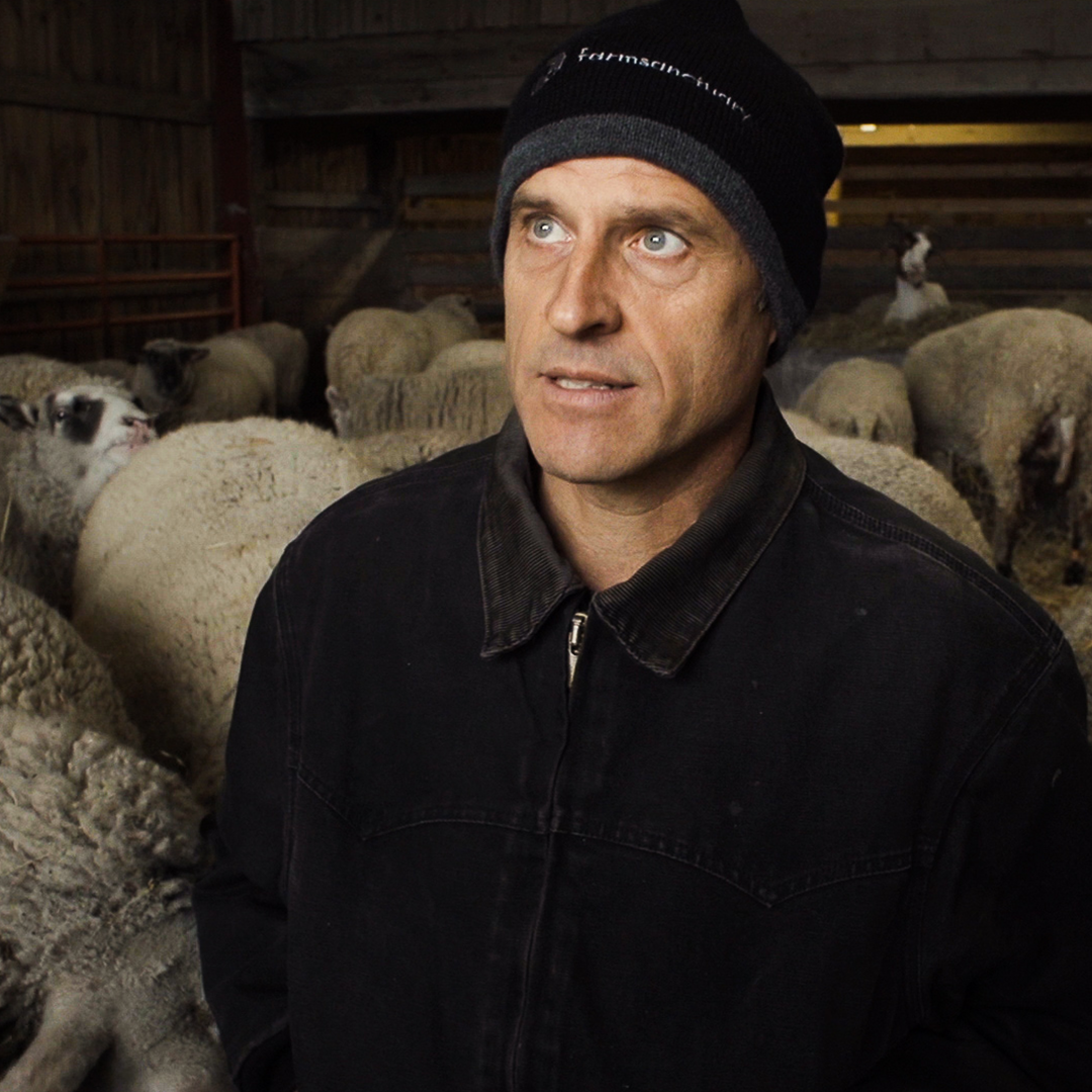 GENE BAUR - AUTHOR, ANIMAL RIGHTS ACTIVIST, AND CO-FOUNDER AND PRESIDENT OF FARM SANCTUARY