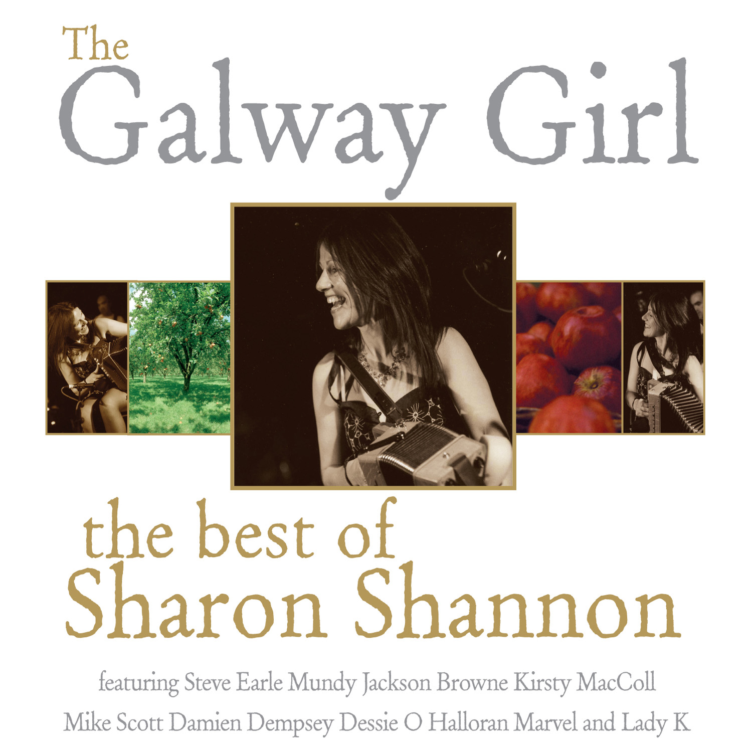 Sharon Shannon - The Galway Girl: The Best of Sharon Shannon