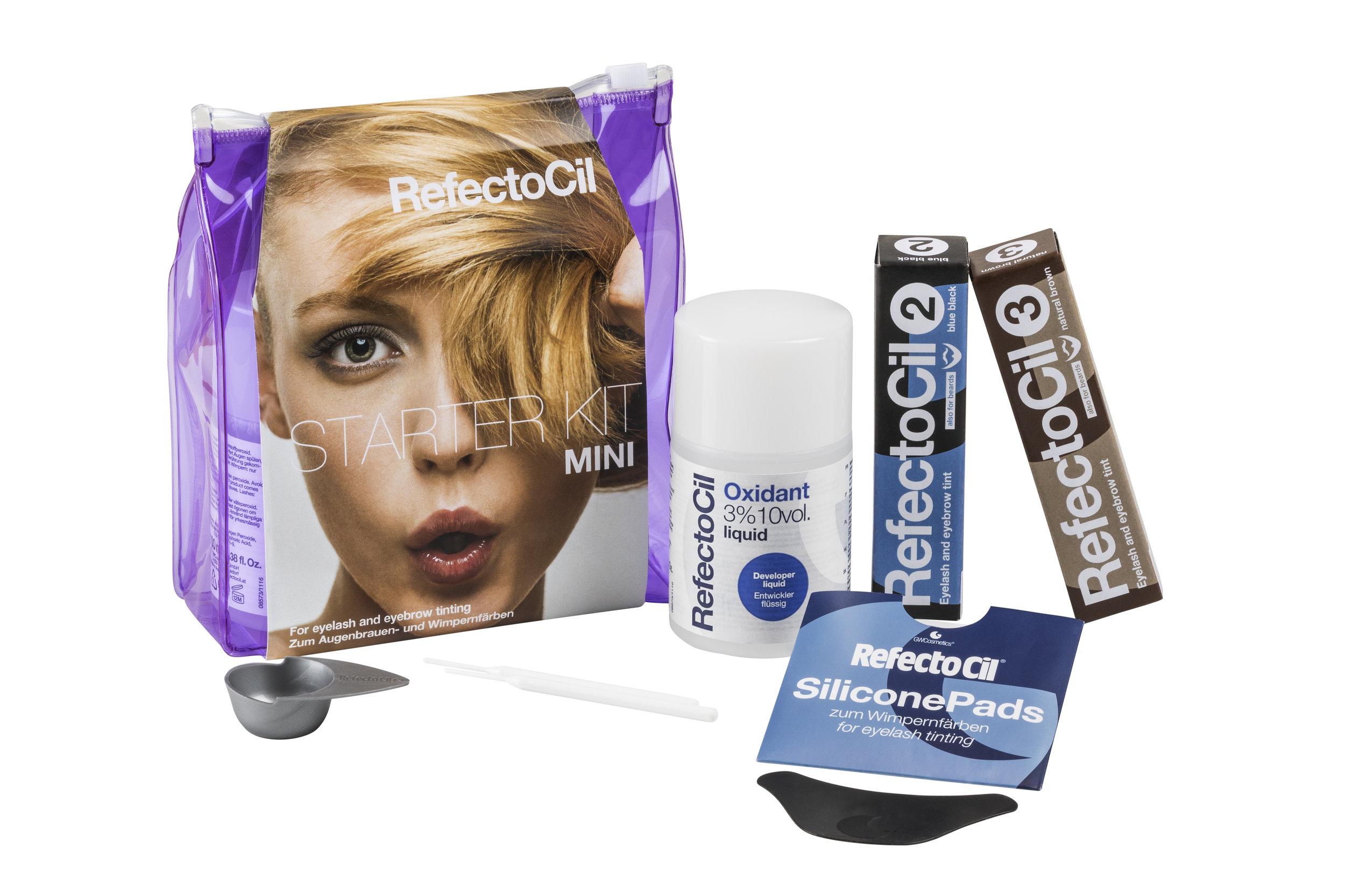 RefectoCil Starter Kit - Mini