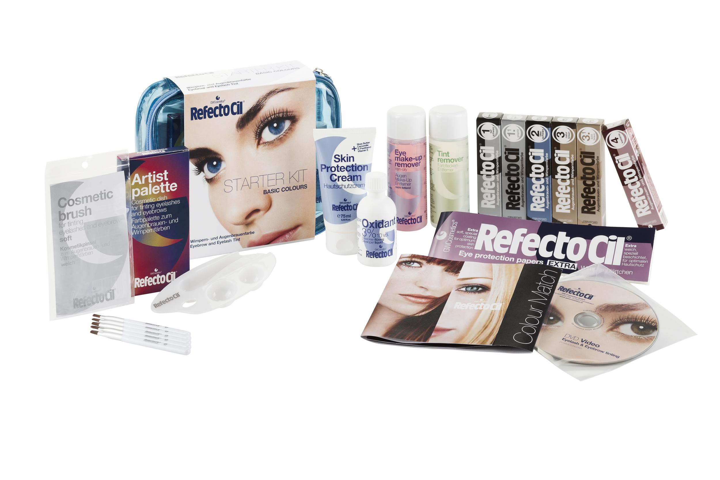 RefectoCil Starter Kit - Basic