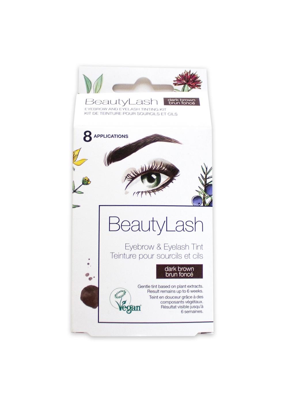 BeautyLash Sensitive - Dark Brown
