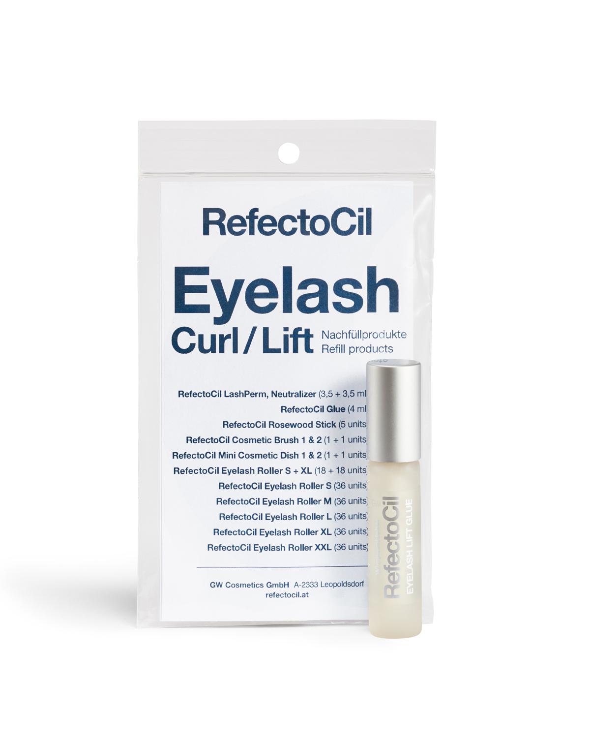 Eyelash Lash & Curl Refill - Glue