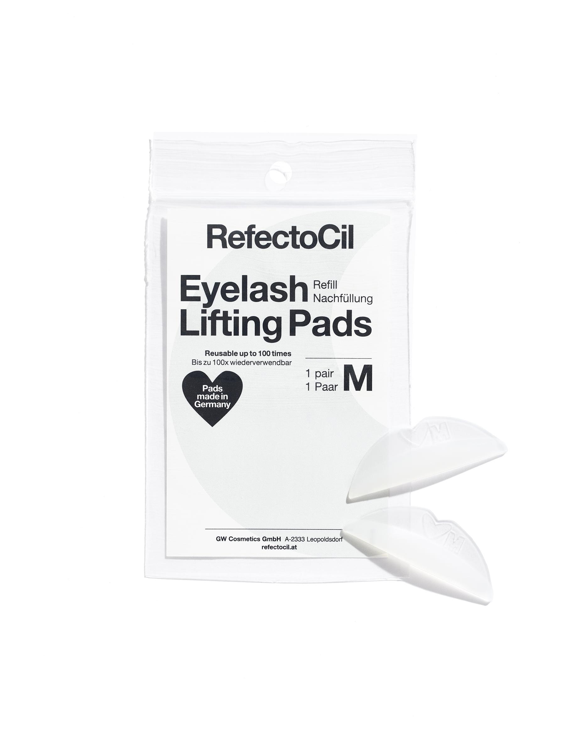 Eyelash Lifting Pads - Medium