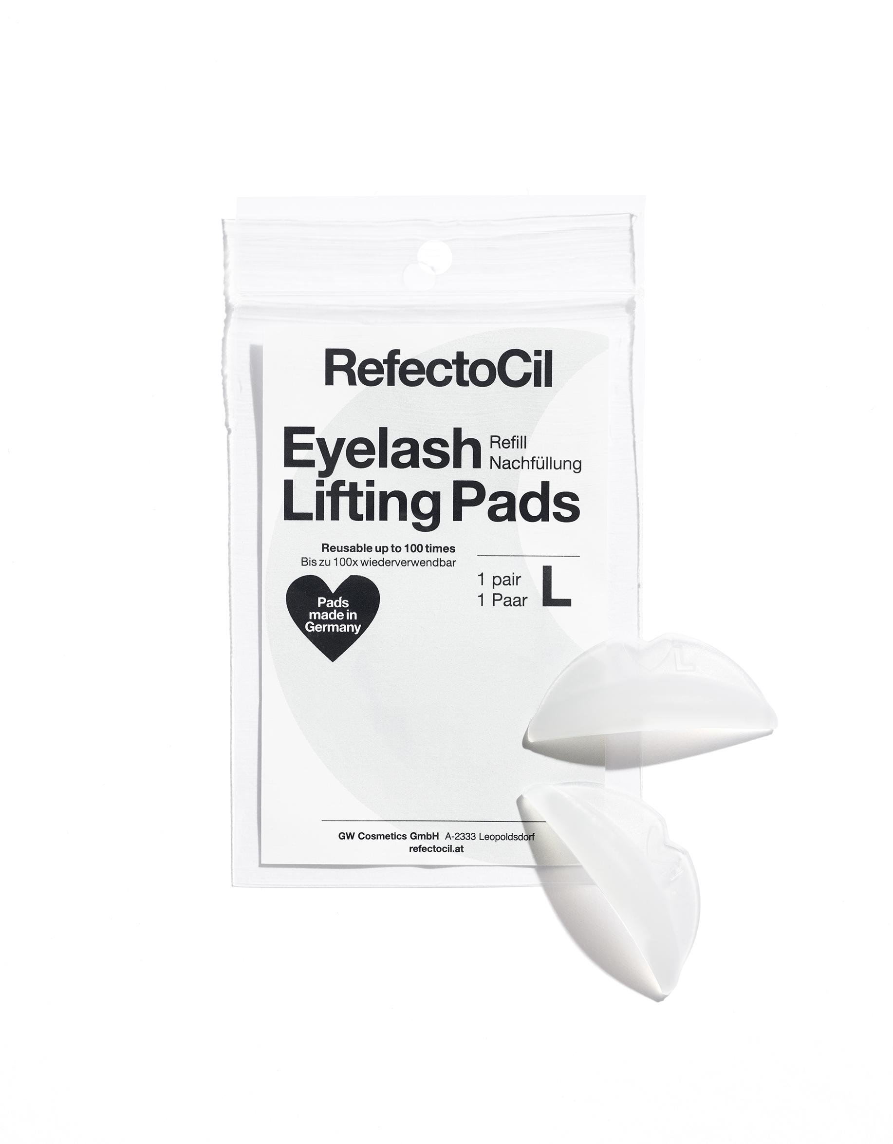 Eyelash Lifting Pads - Large