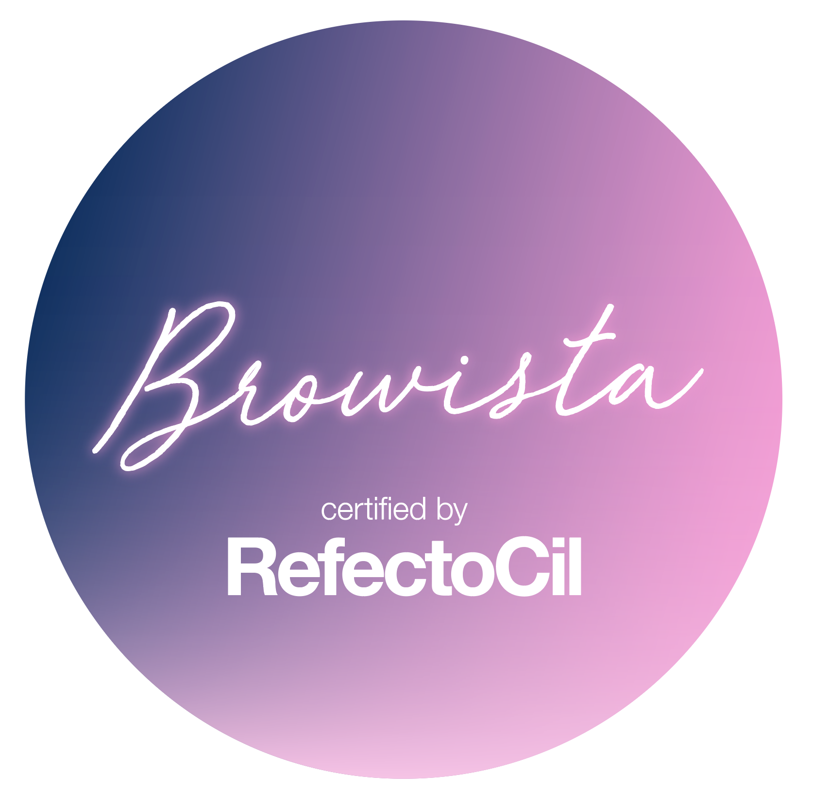 Gain VIP Salon Status - and become a Browista with RefectoCil!Definition of a Browista by RefectoCil:noun [C] / brau.is.ta / phantasy word derived from Fashionista/Barista. A brow & lash styling expert after completion of a RefectoCil Masterclass.Enquire today at info@refectocil.co.za