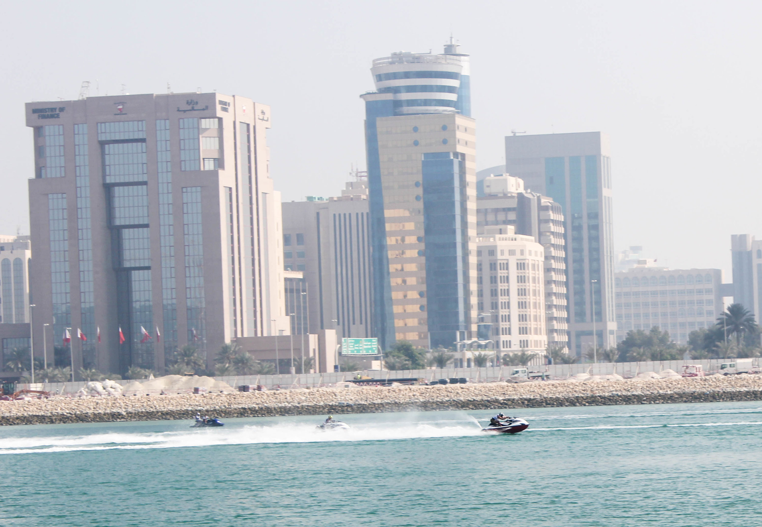Red Bull Bar Bahr Bahrain Jet Ski