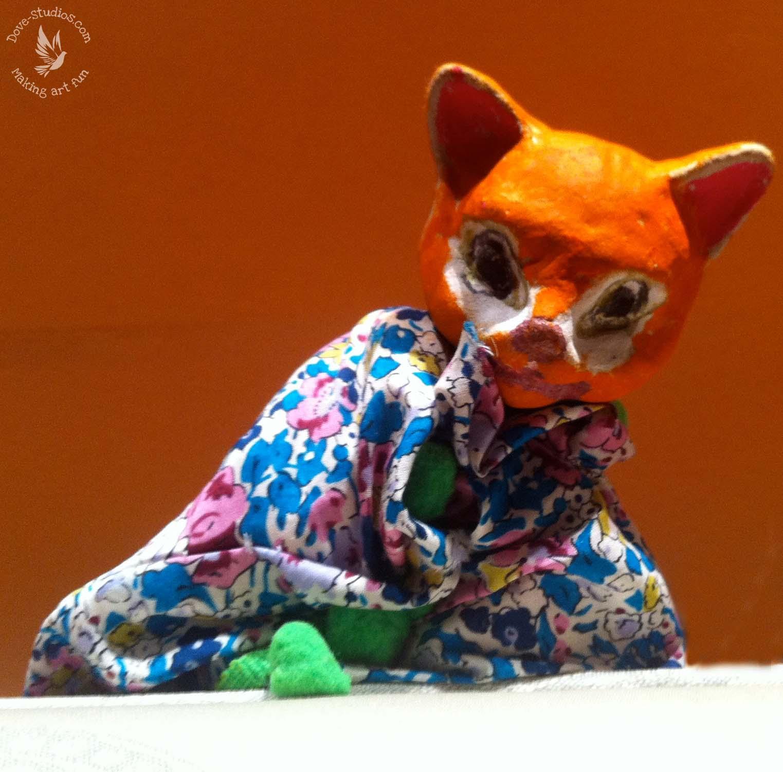 Puppet Making-10 yrs