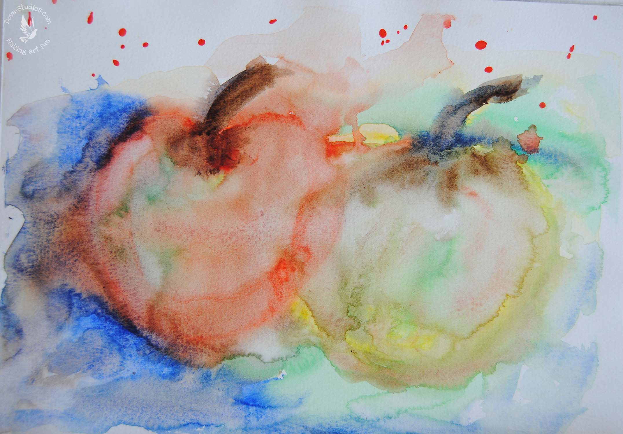 Water Colours-Artist Retreat