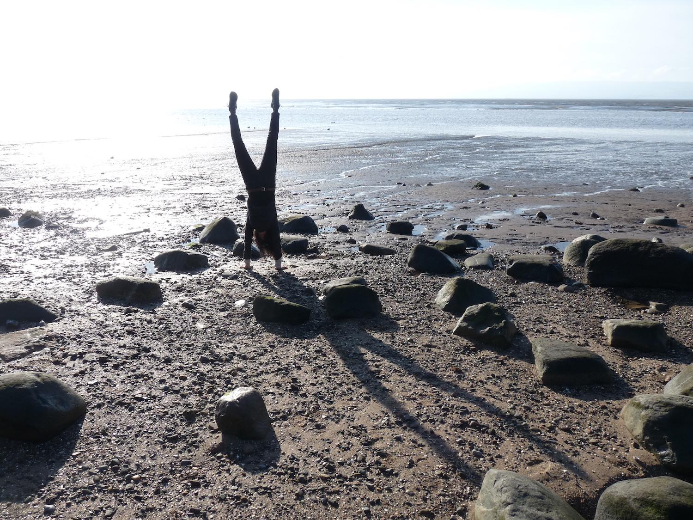 Crosby Beach,Liverpool [04.11.12]