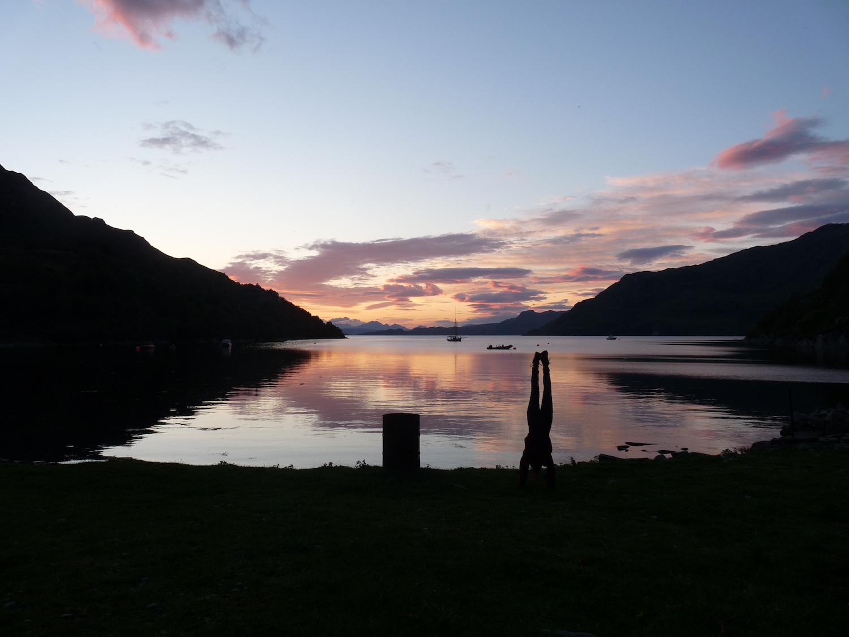 Target Bay, Loch Nevis [19.08.12[