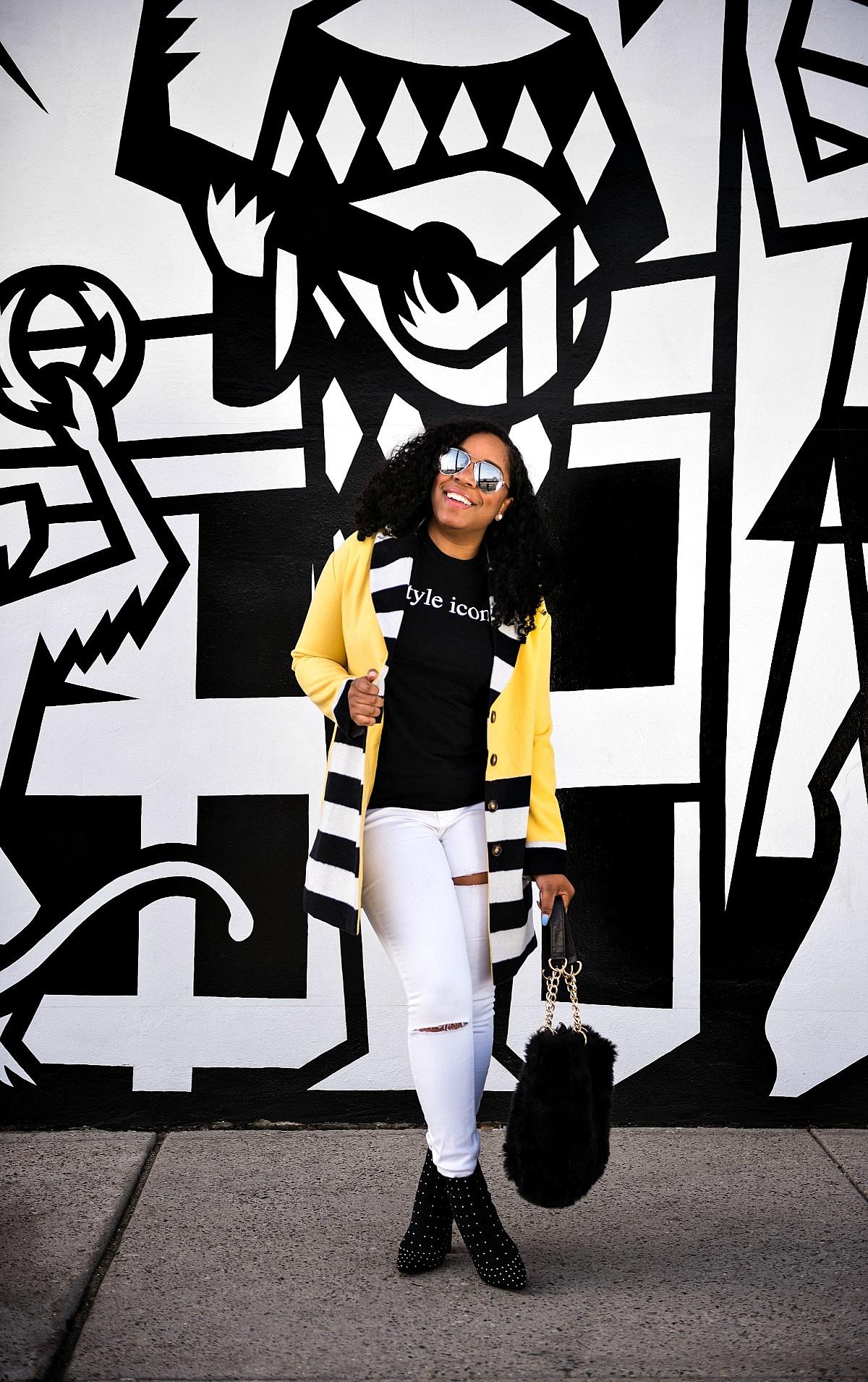 Style & Poise: Yellow Jacket