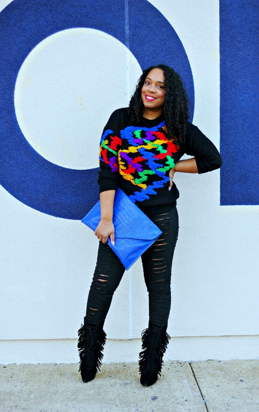 Style & Poise: Vintage Sweater