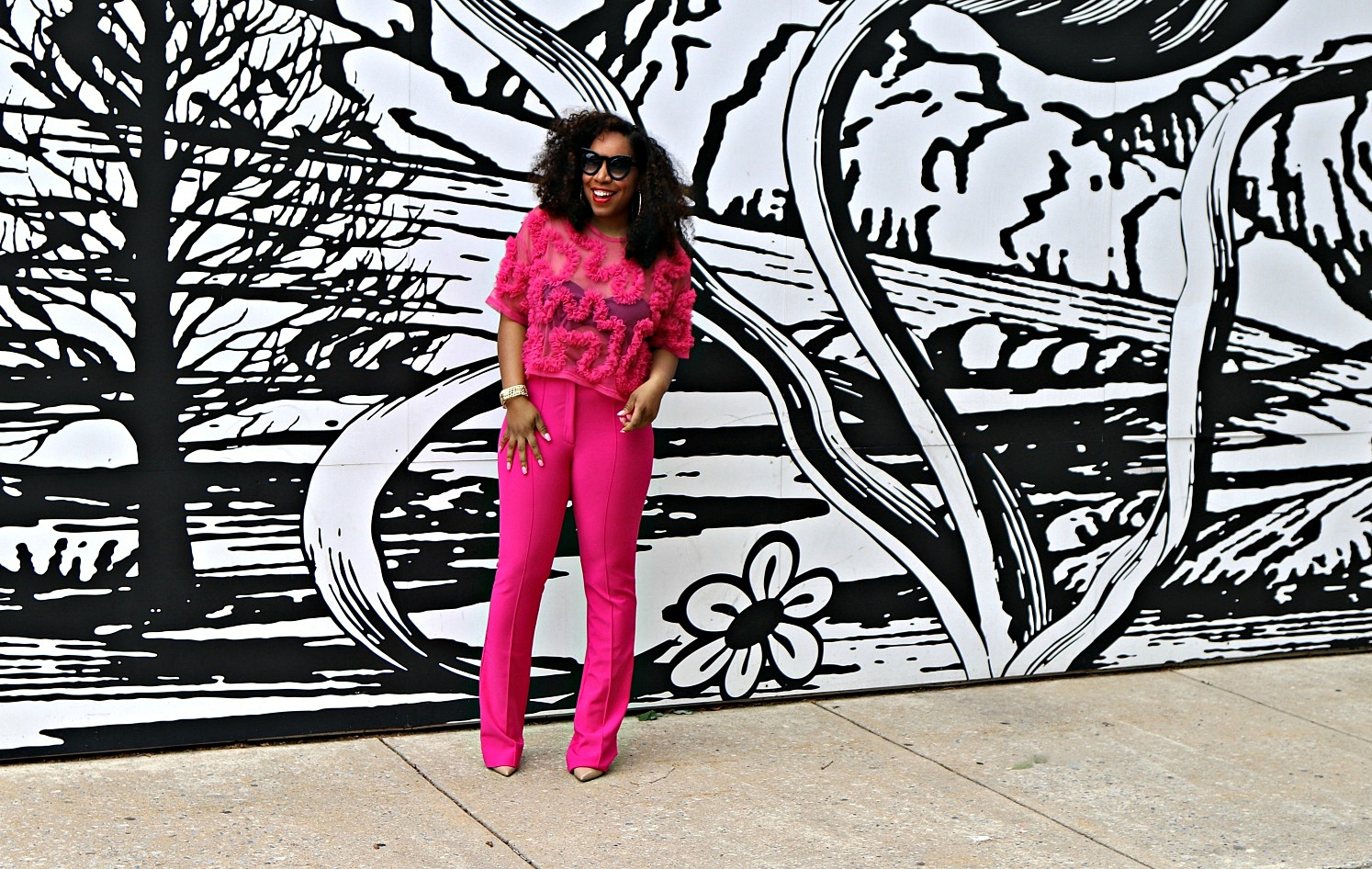 Style & Poise: Obsessively Pink