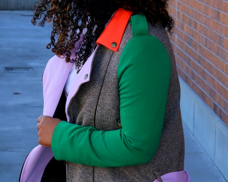 Candy Colored Coat