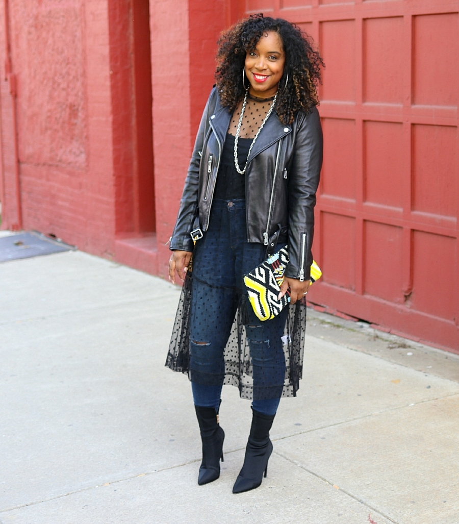 Rocker Chic, Casual Style, Moto Jacket, Sock Boots
