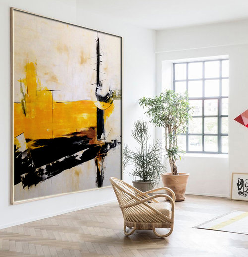 Modern Art Home Decor Abstract Paintings