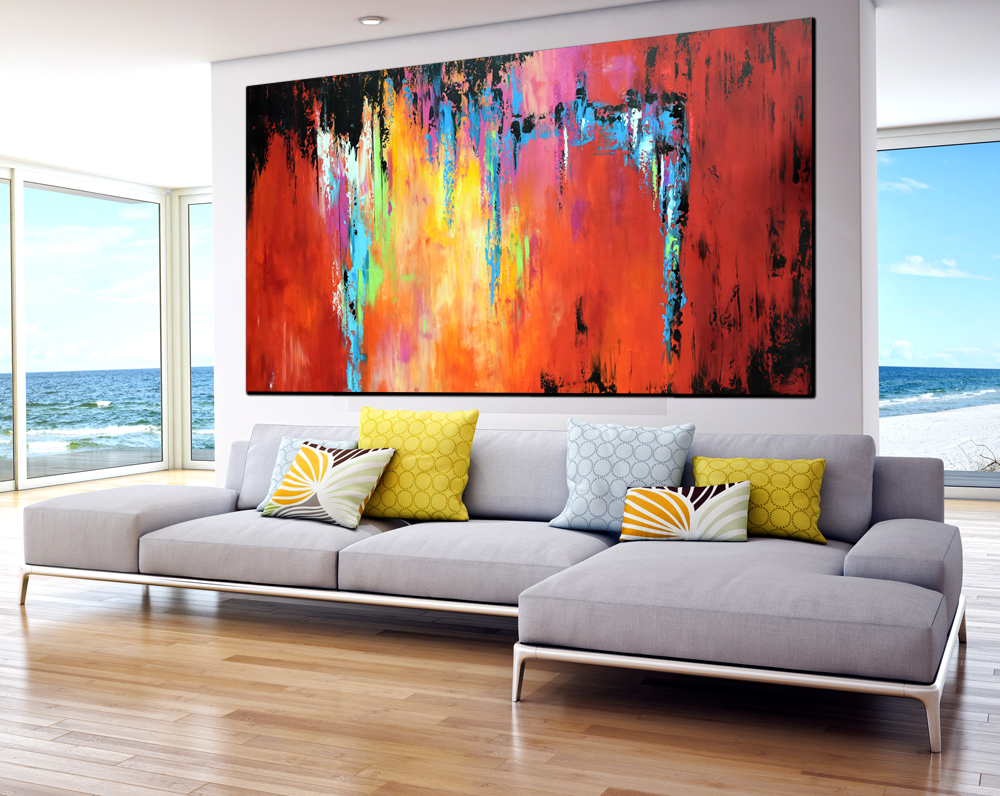 Modern Art Home Decor Modern Abstract Paintings Minimalist Art And Large Contemporary Modern Art