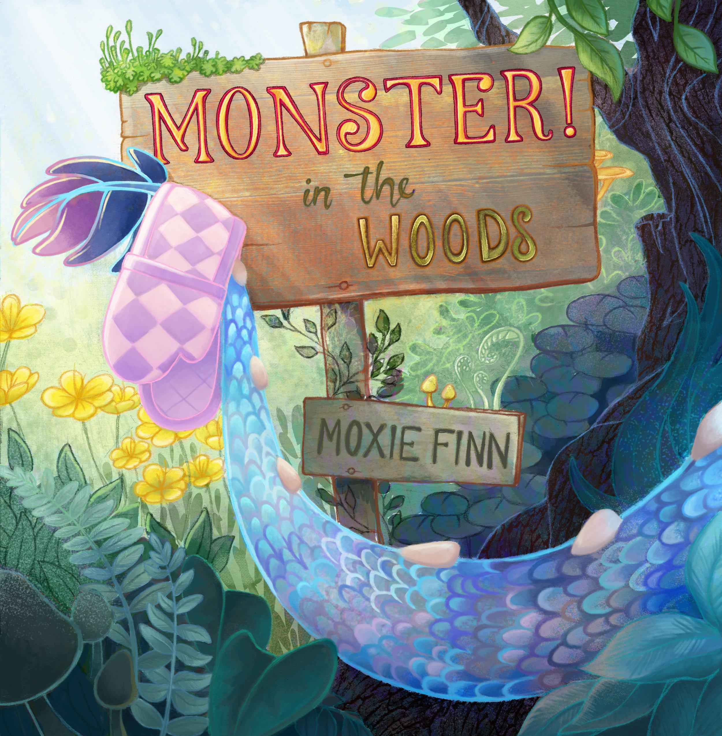 Monster in the Woods Cover.jpg