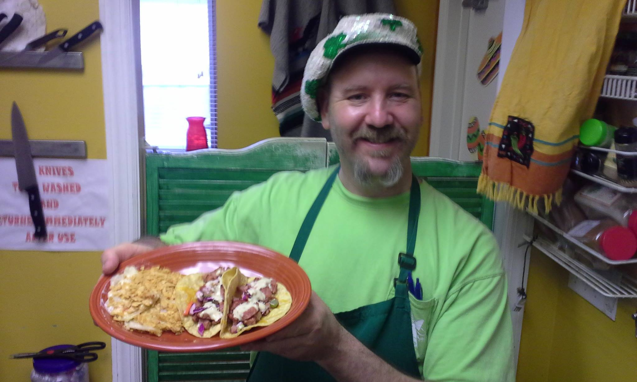 Alan and the Spicy Gringo's team are ready to cater your event!
