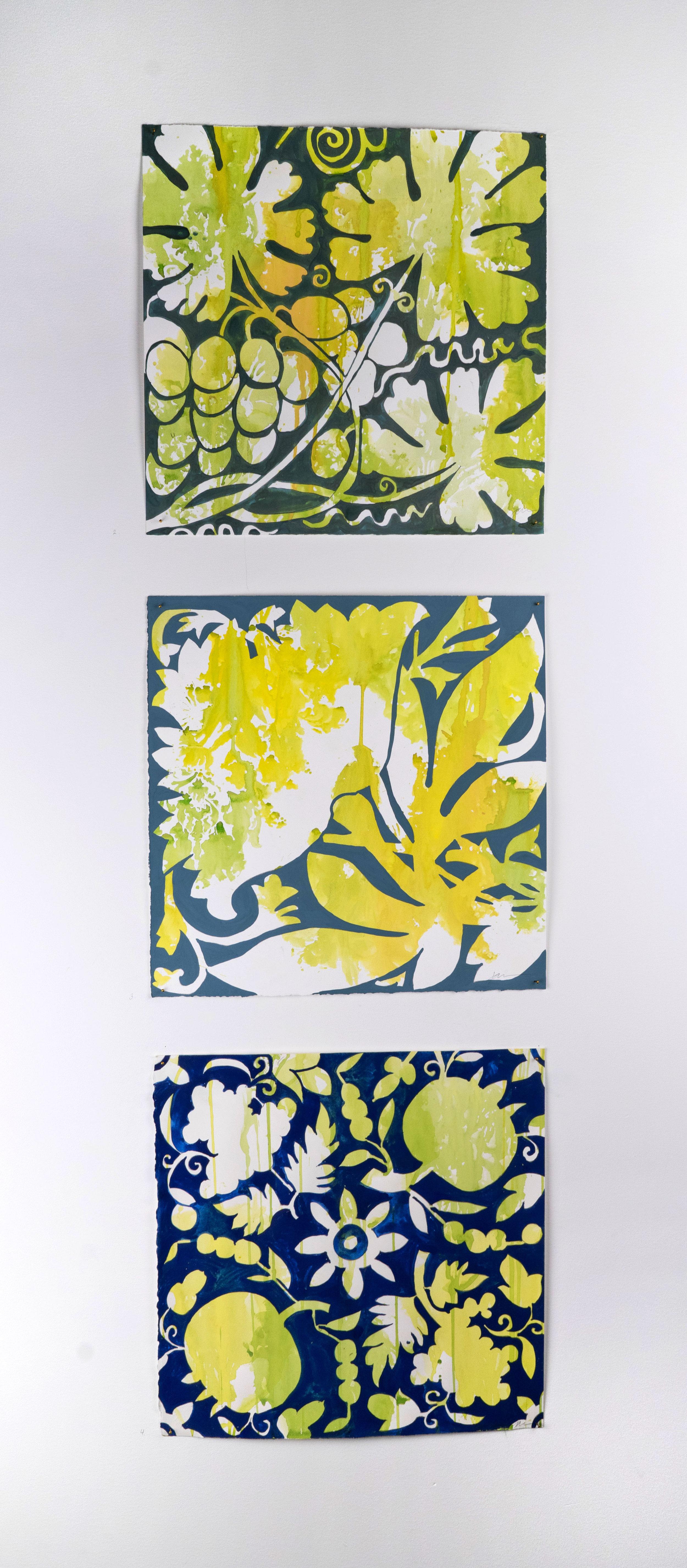 Dutch tile series