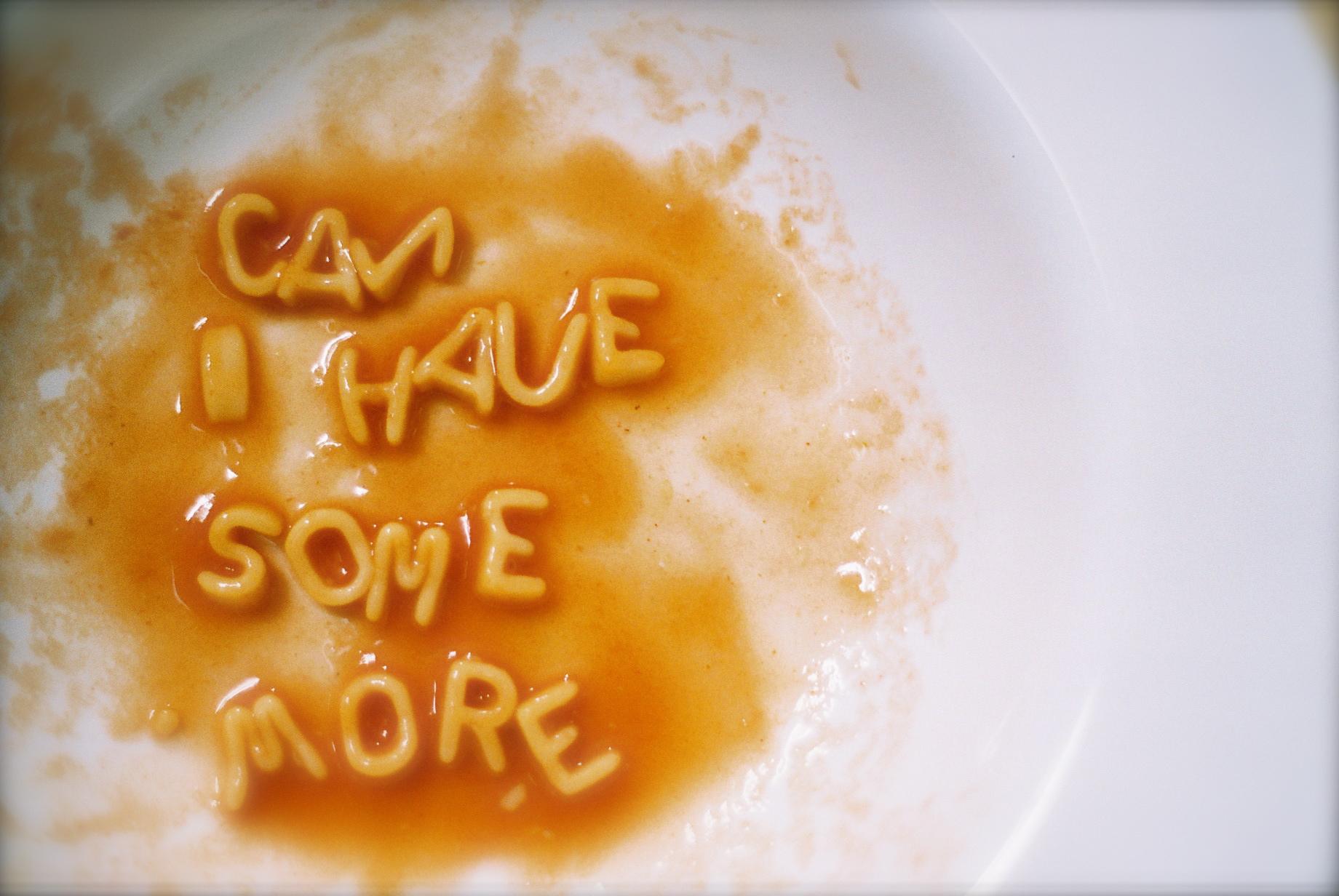 Spaagetti words