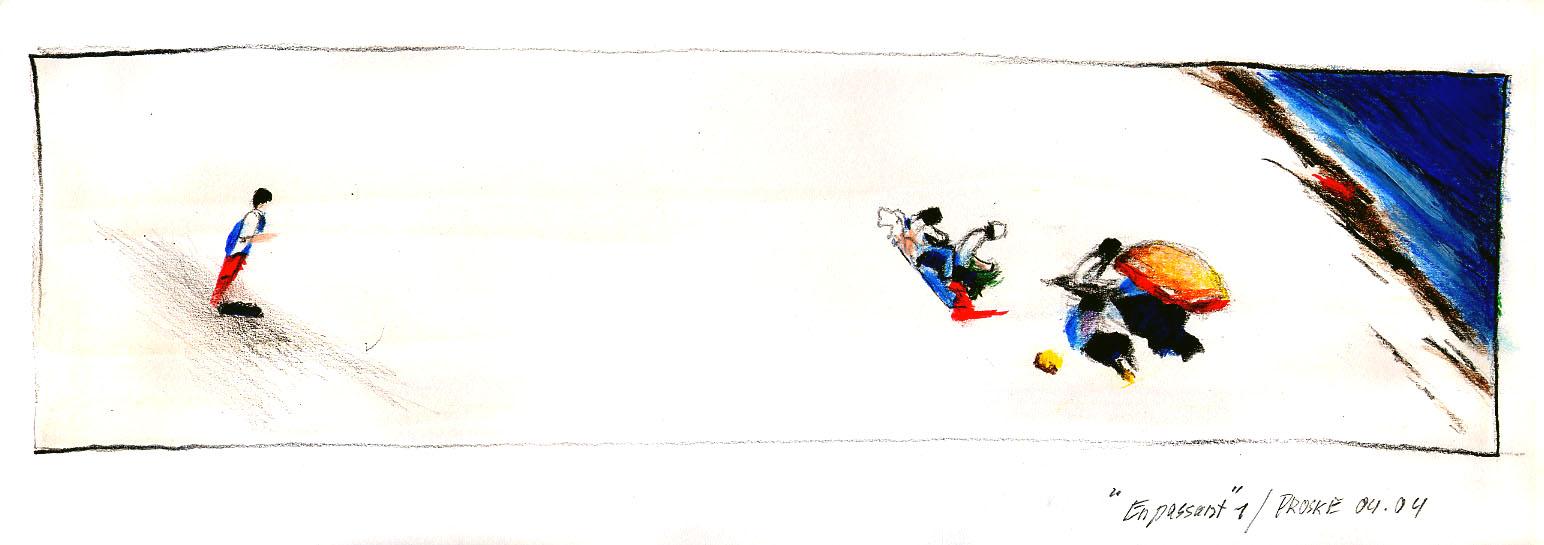 en passant 1, 30 x 40. Farbstift:Papier, 2004.jpg