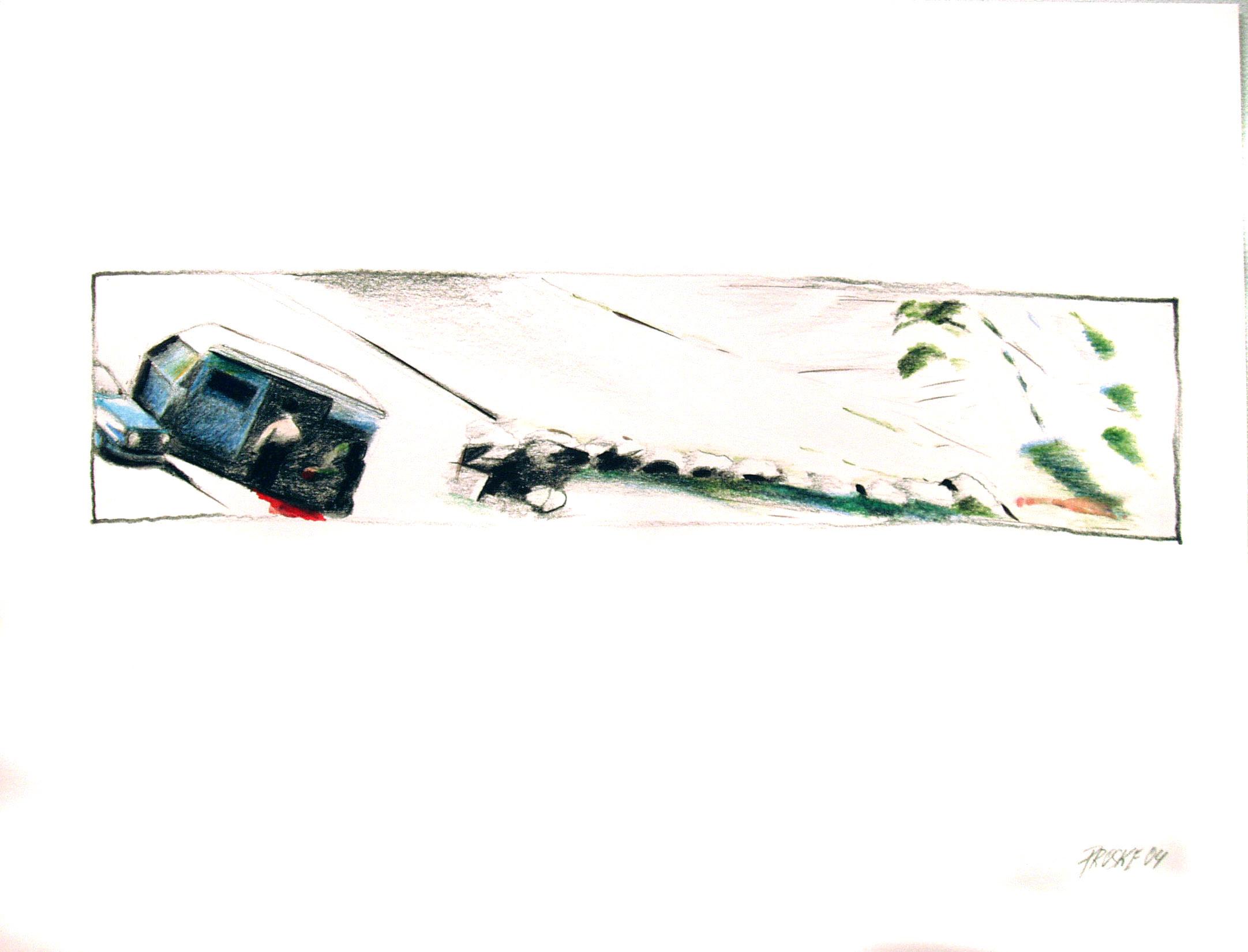 en passant 20,30 x 40. Farbstift:Papier, 2004.jpg