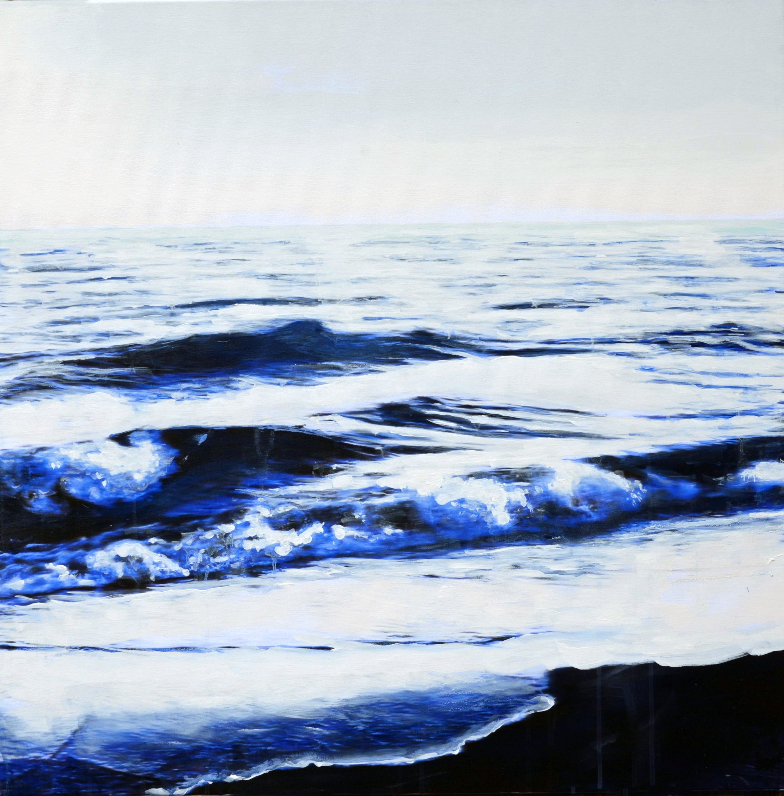 Bue waves