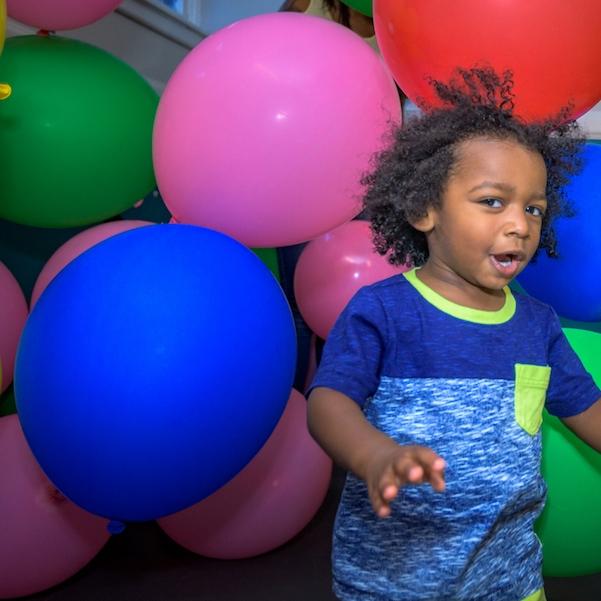 Balloon Room -