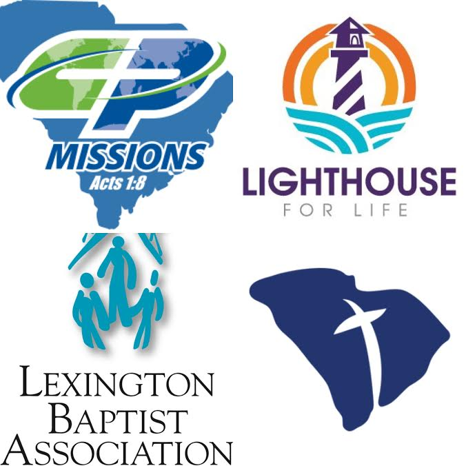 We support Lighthouse for Life in order to put an end to human trafficking in South Carolina.   Join us to make your contribution!     We also join with other churches in Lexington and throughout SC to support our missionaries, schools, churches and church plants.