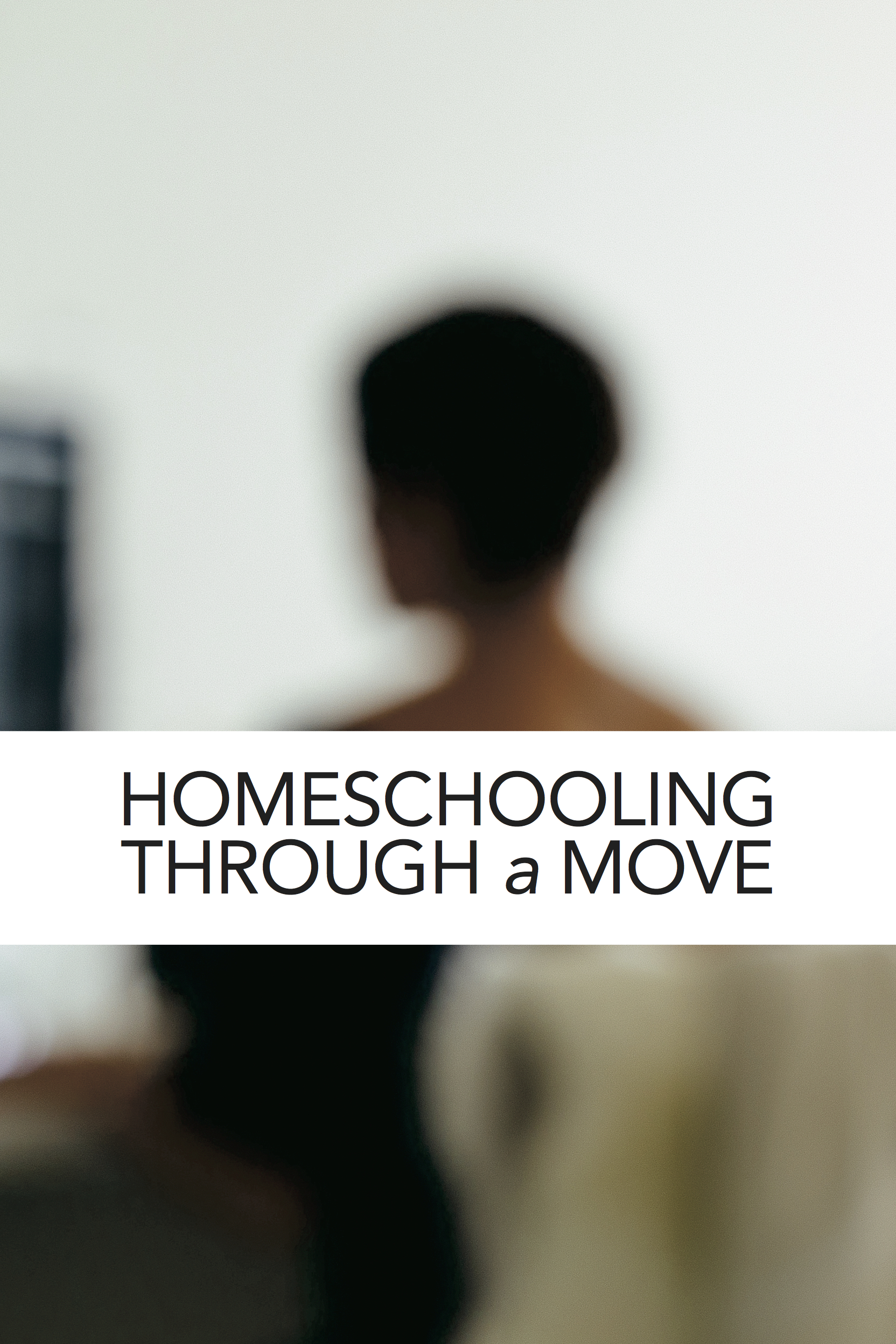 We're trying to sell our house, which means no piles of books or stinky science projects for a while. Any tips for homeschooling while your house is staged?