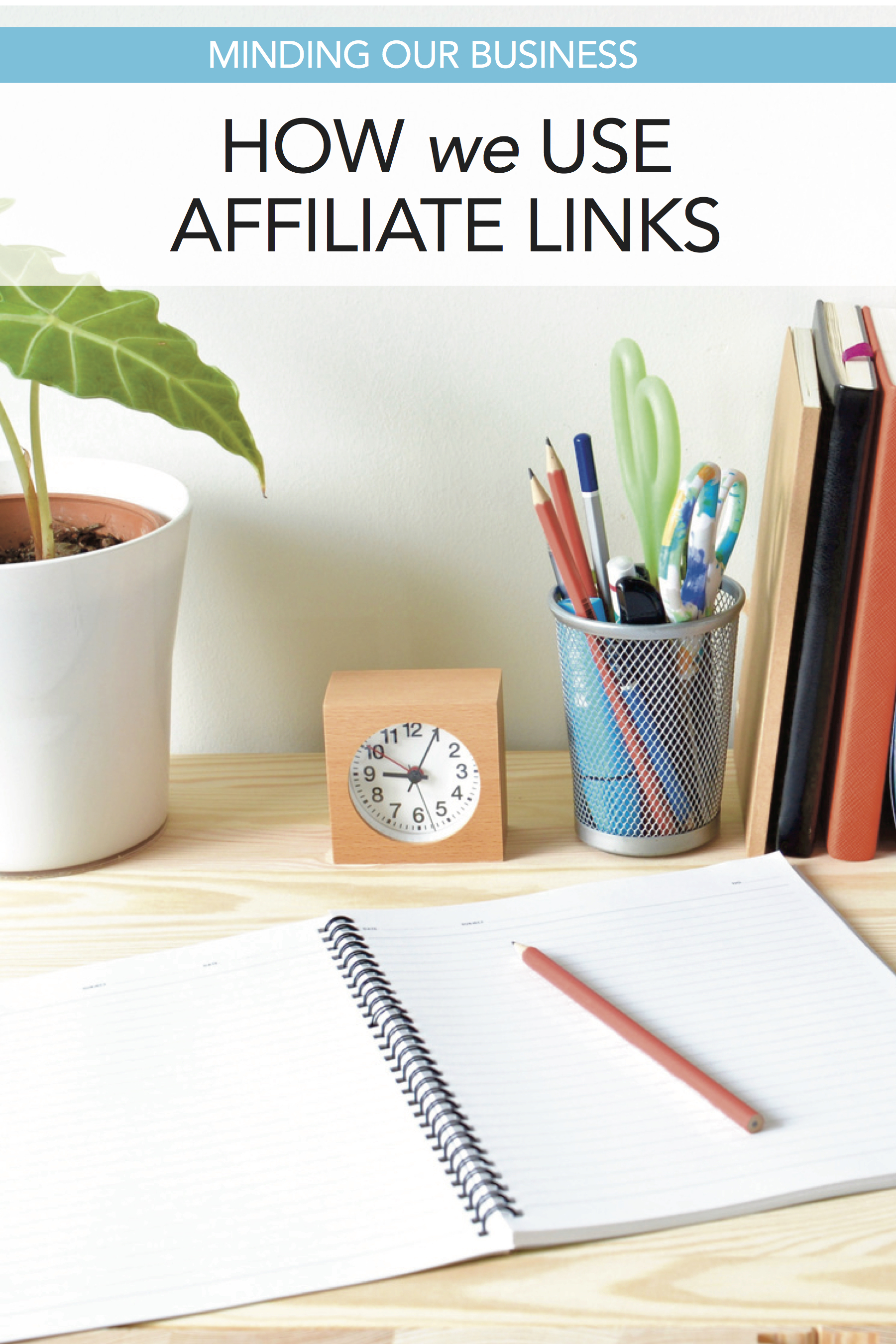 HSL's affiliate link policy