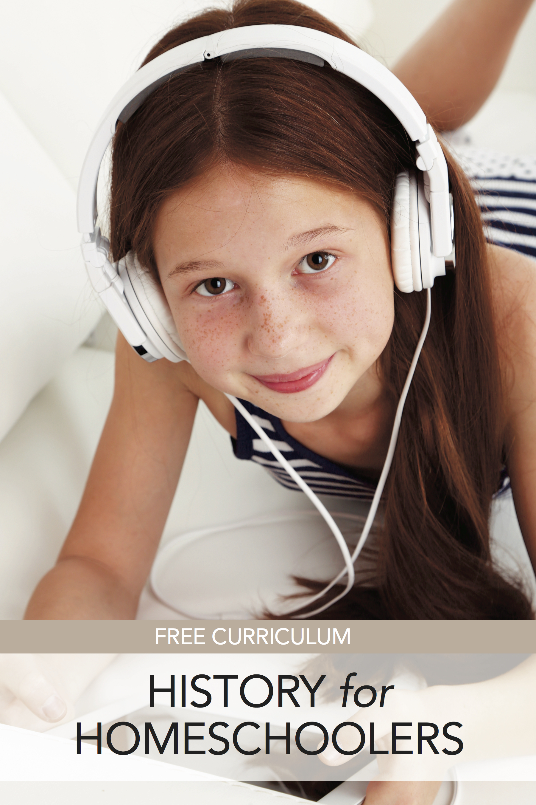 Awesome resource for high school history: free online lectures covering lots of eras and events. #homeschool