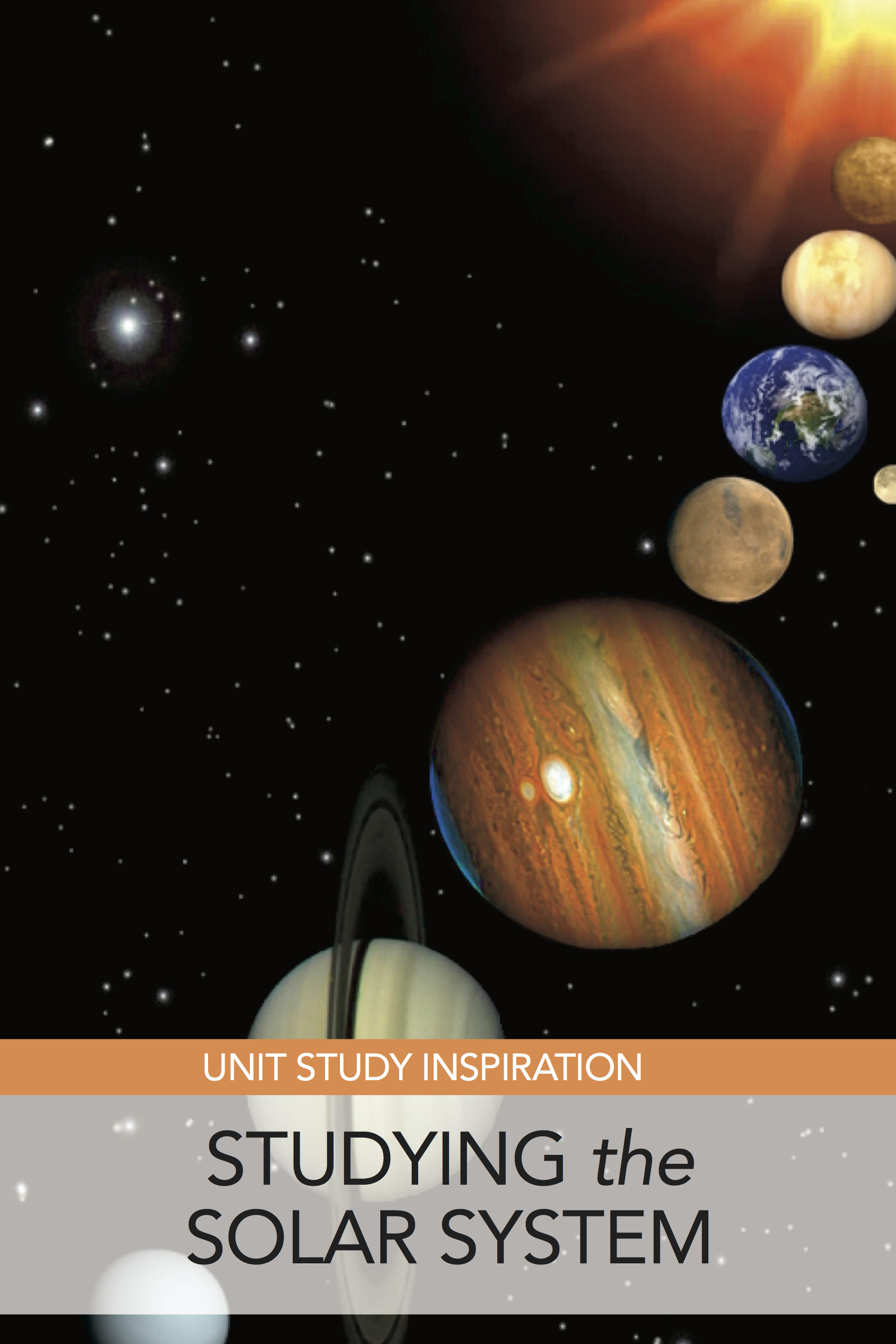 Fun resources and ideas for an elementary solar system unit. #homeschool