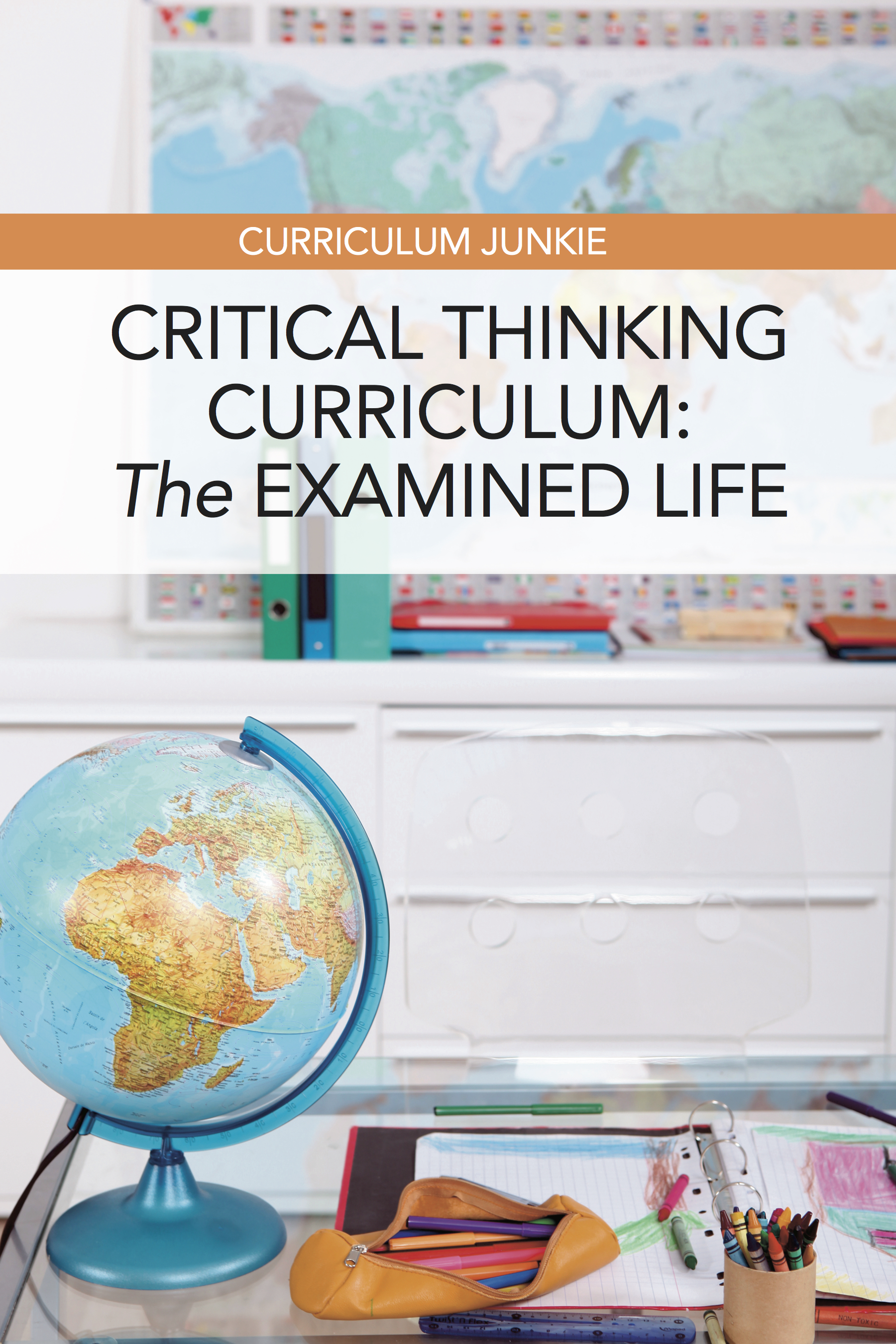 In-depth curriculum review of The Examined Life, a philosophy curriculum for kids that's great for teaching critical theory in your homeschool.