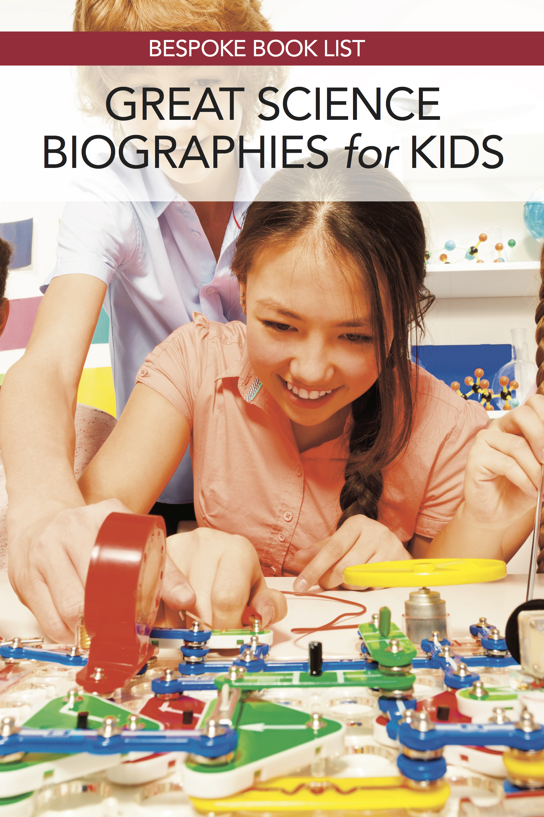 Great STEM Biographies for Kids