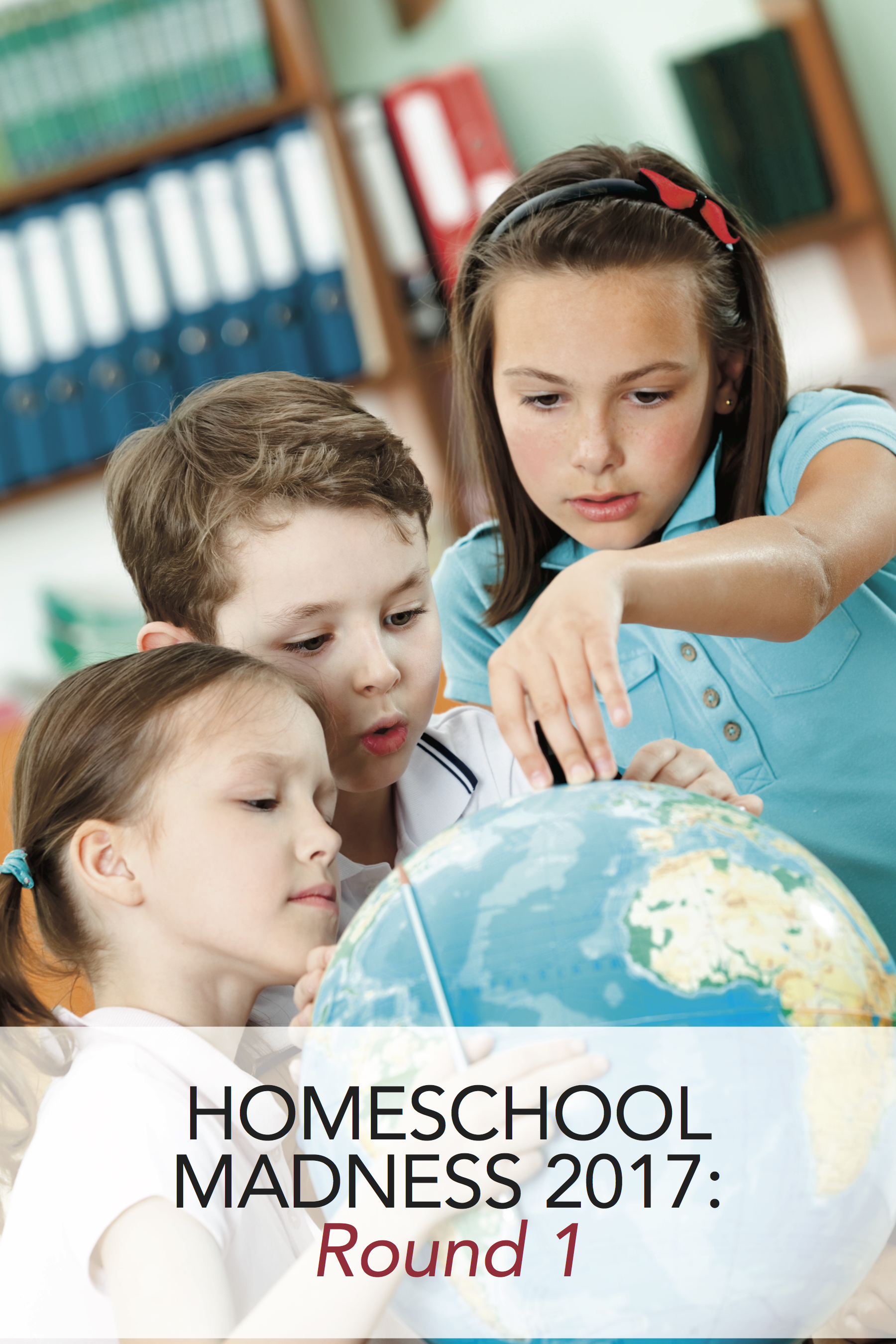 What's the most homeschooler-y thing ever? Cast your vote to find out!