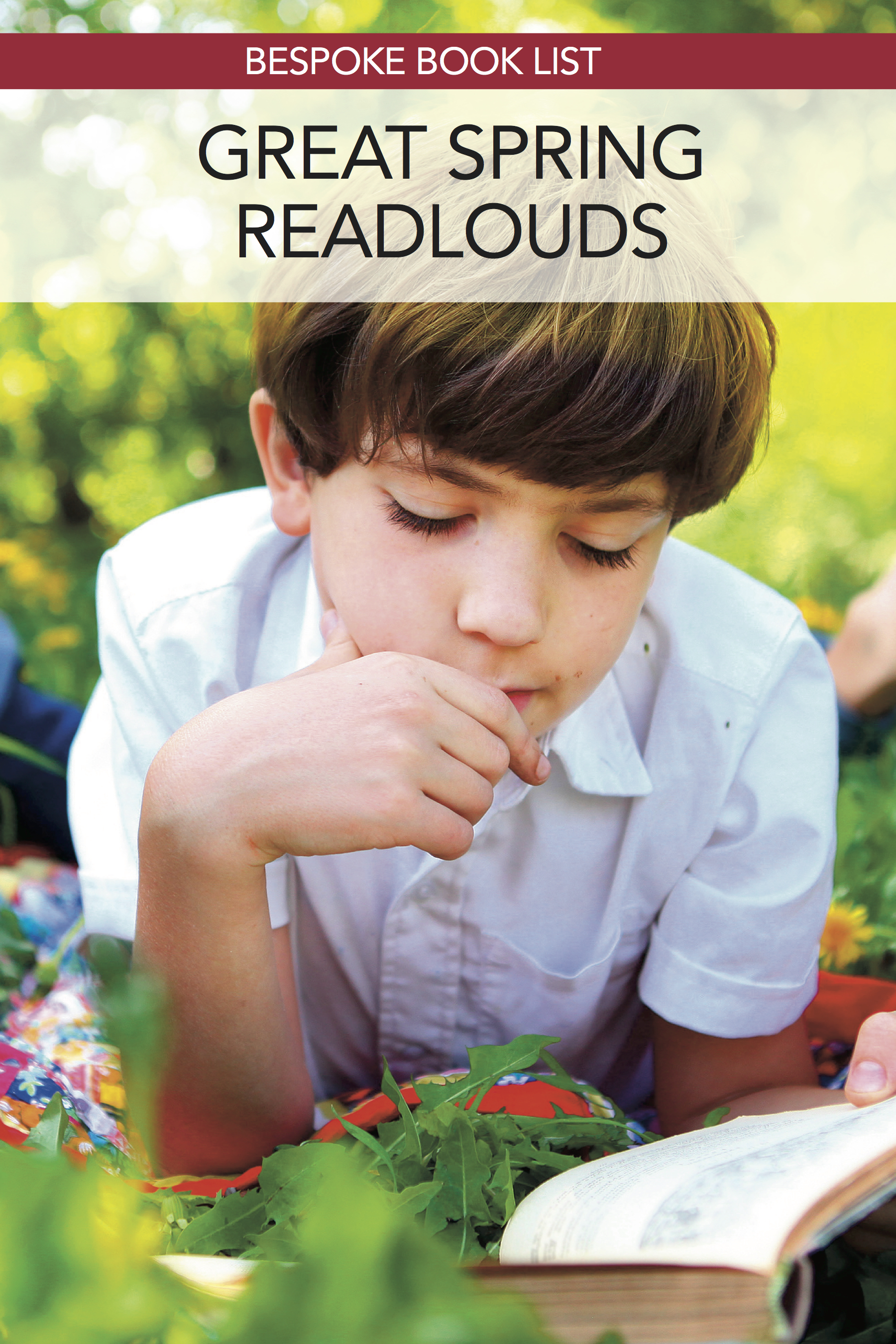 Bespoke Book List: What Are Some Good Spring Readalouds?