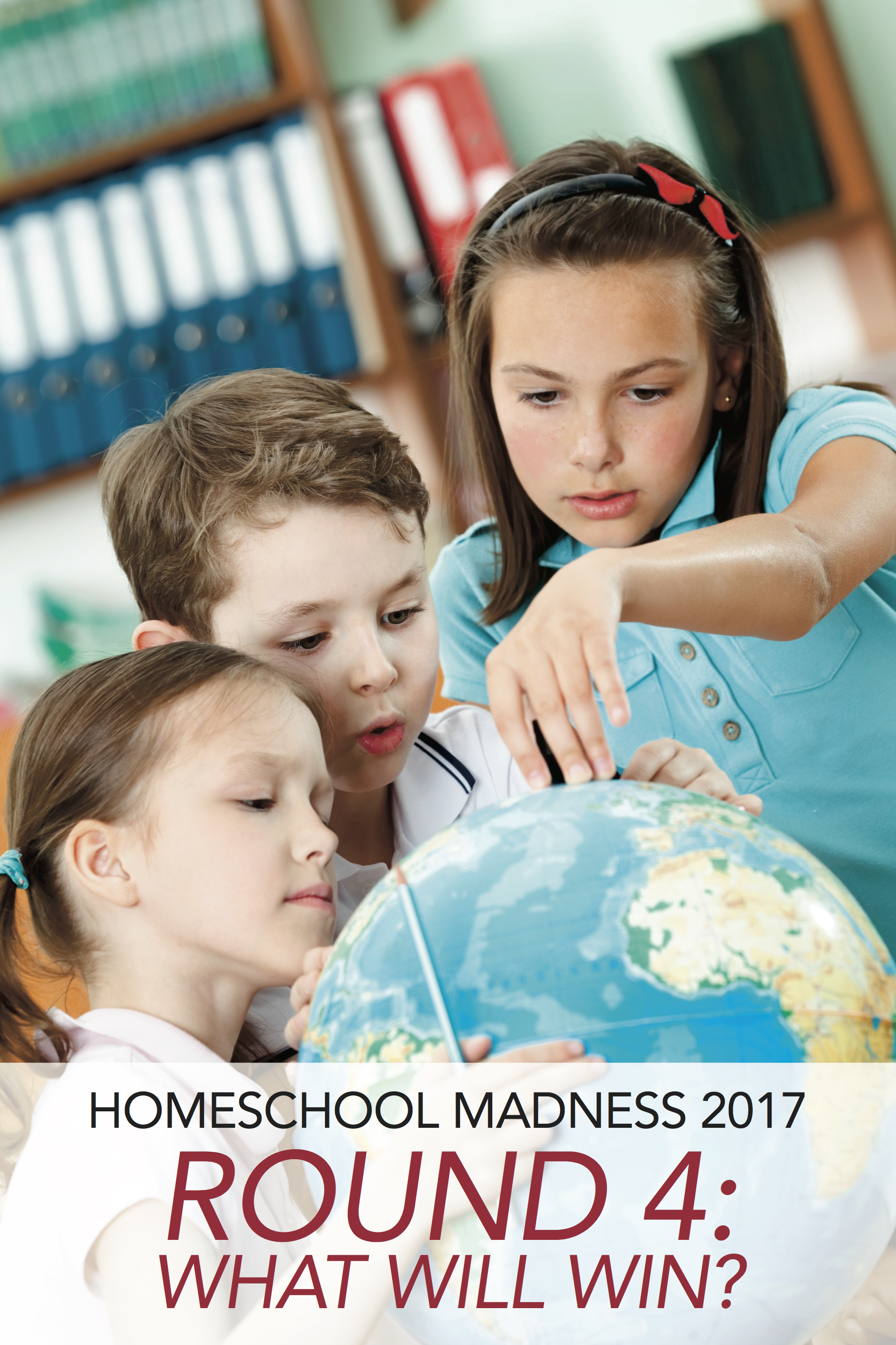 It's the FINAL TWO! What's the most homeschoolery thing ever? Cast your vote in HSL's HOMESCHOOL MADNESS tournament.
