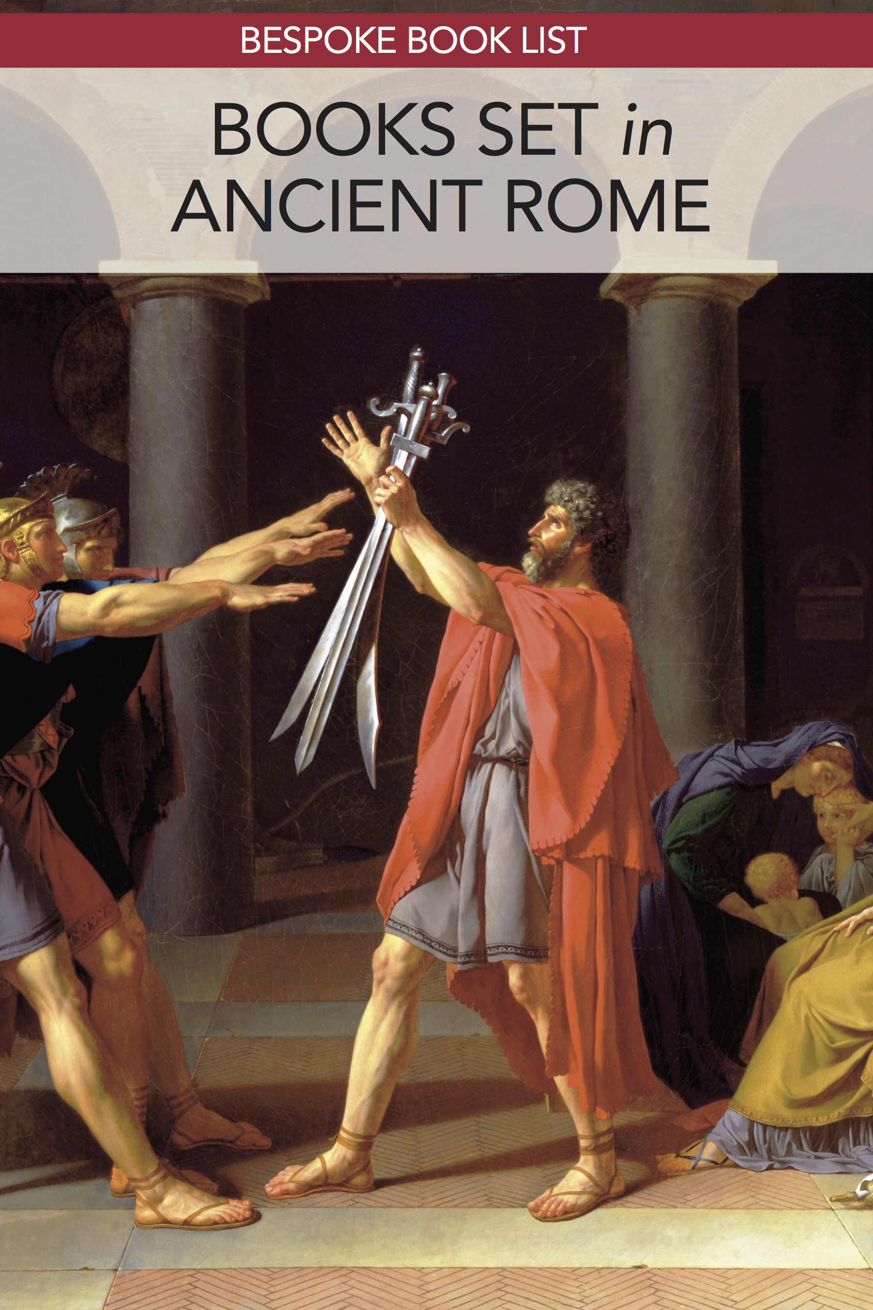 My kids are obsessed with ancient Rome, and I'd love to find a few fun readalouds set in classical Roman times. Any suggestions?