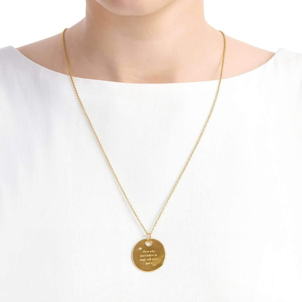 Roald Dahl necklace
